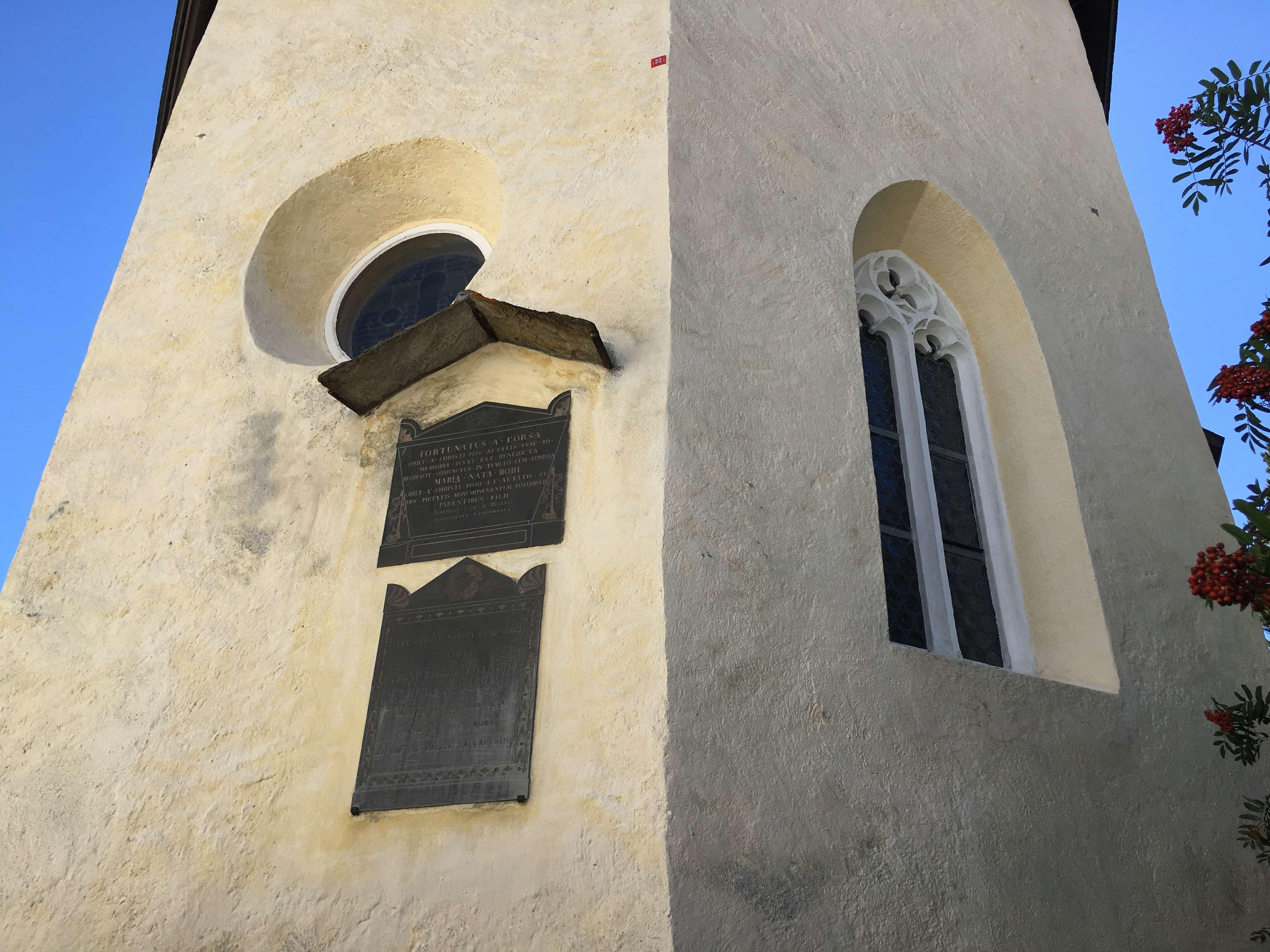 Evangelische Kirche Sta. Maria Slide 5