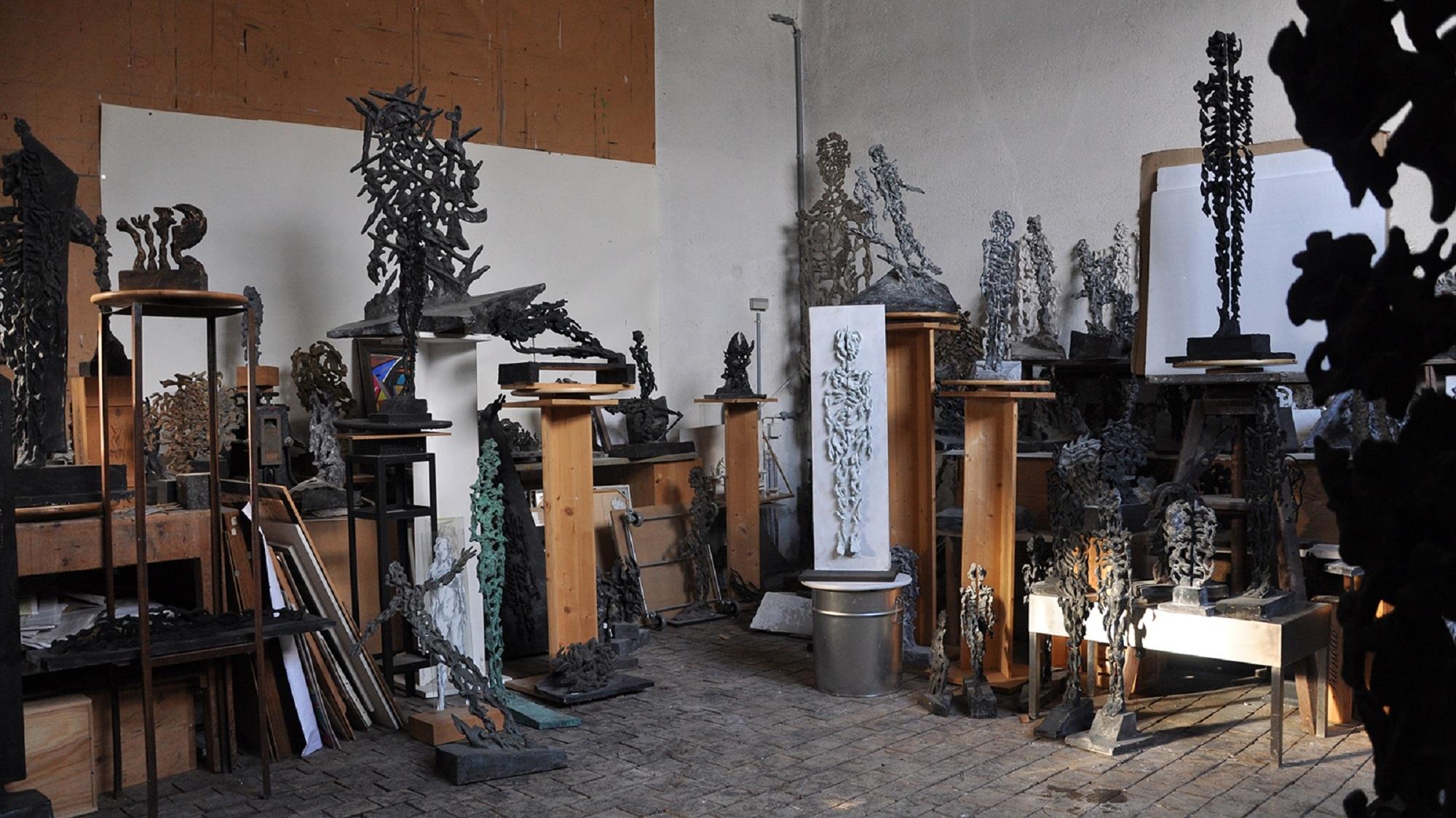 Atelier Giuliano Pedretti Slide 1