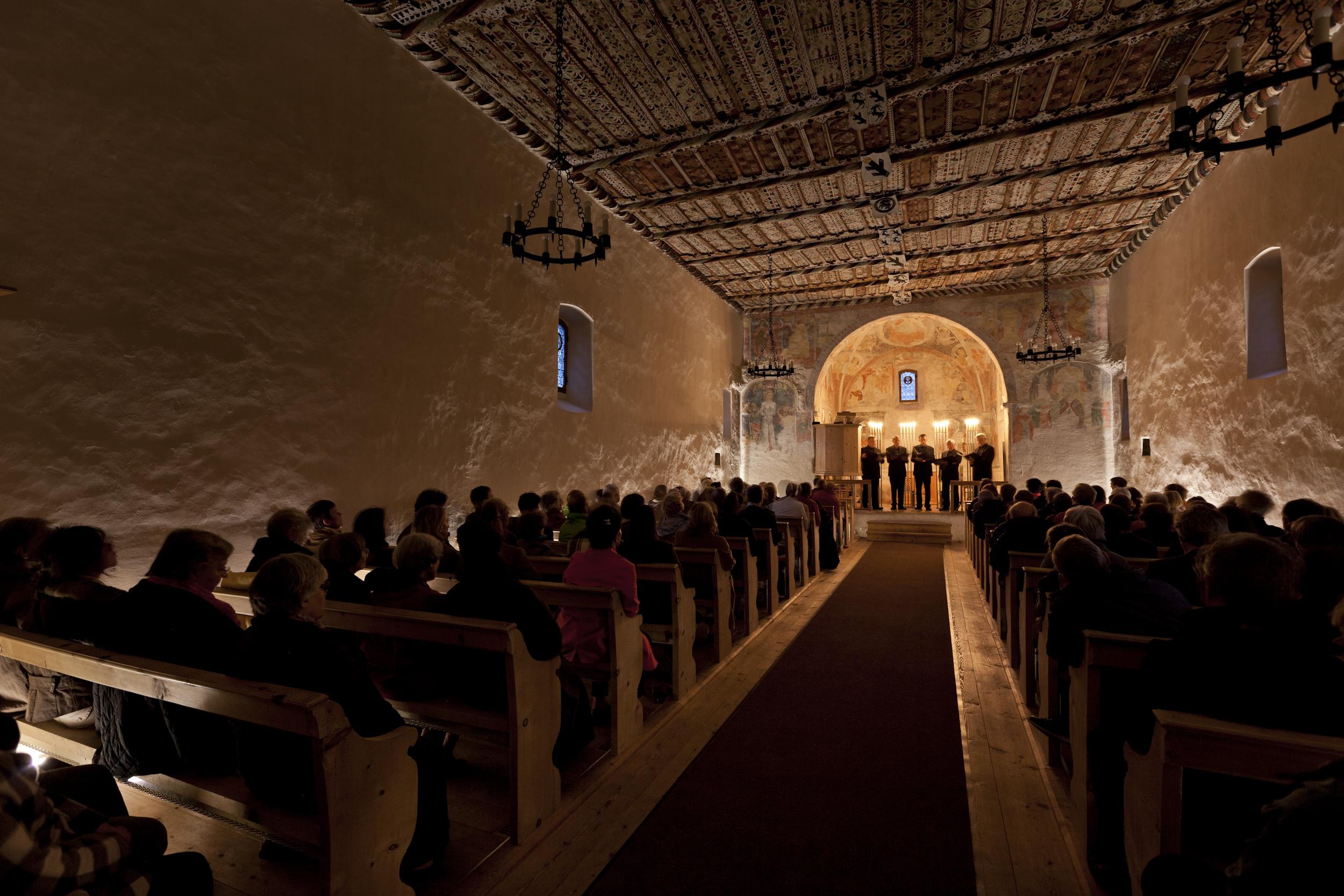 Reformierte Kirche San Gian Slide 2