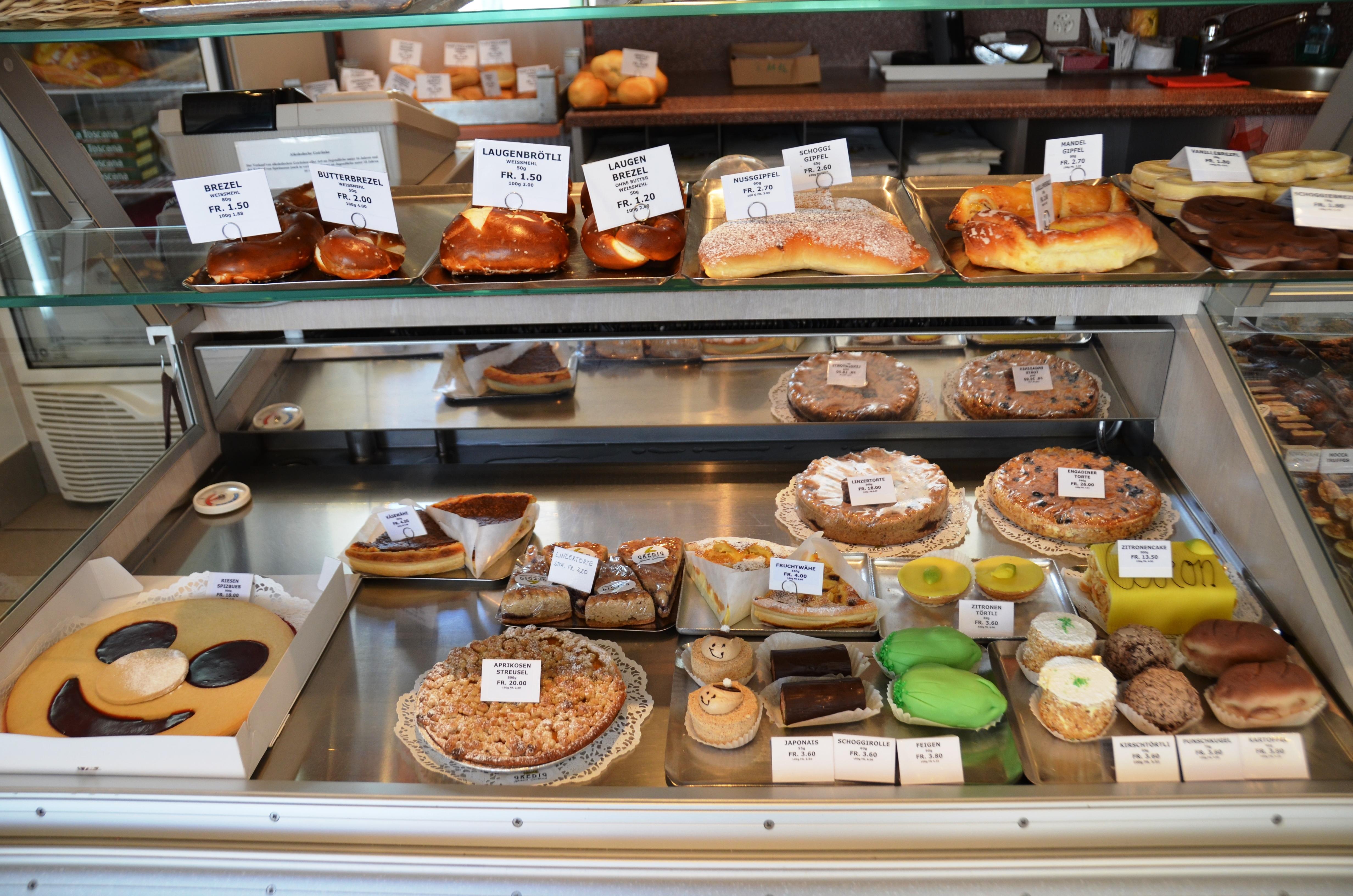 Bäckerei / Konditorei Gredig Slide 1