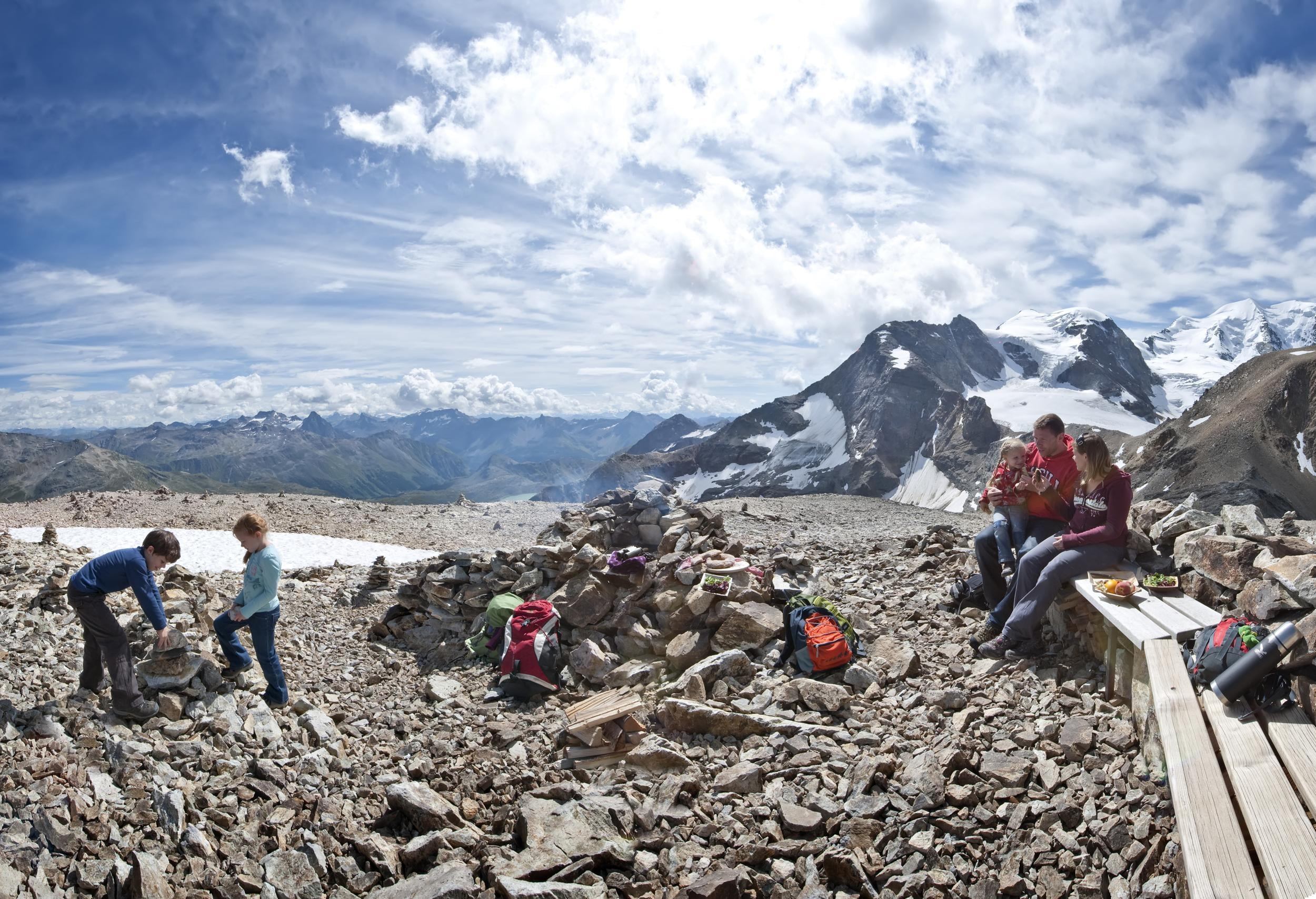 Gipfeltouren leicht gemacht