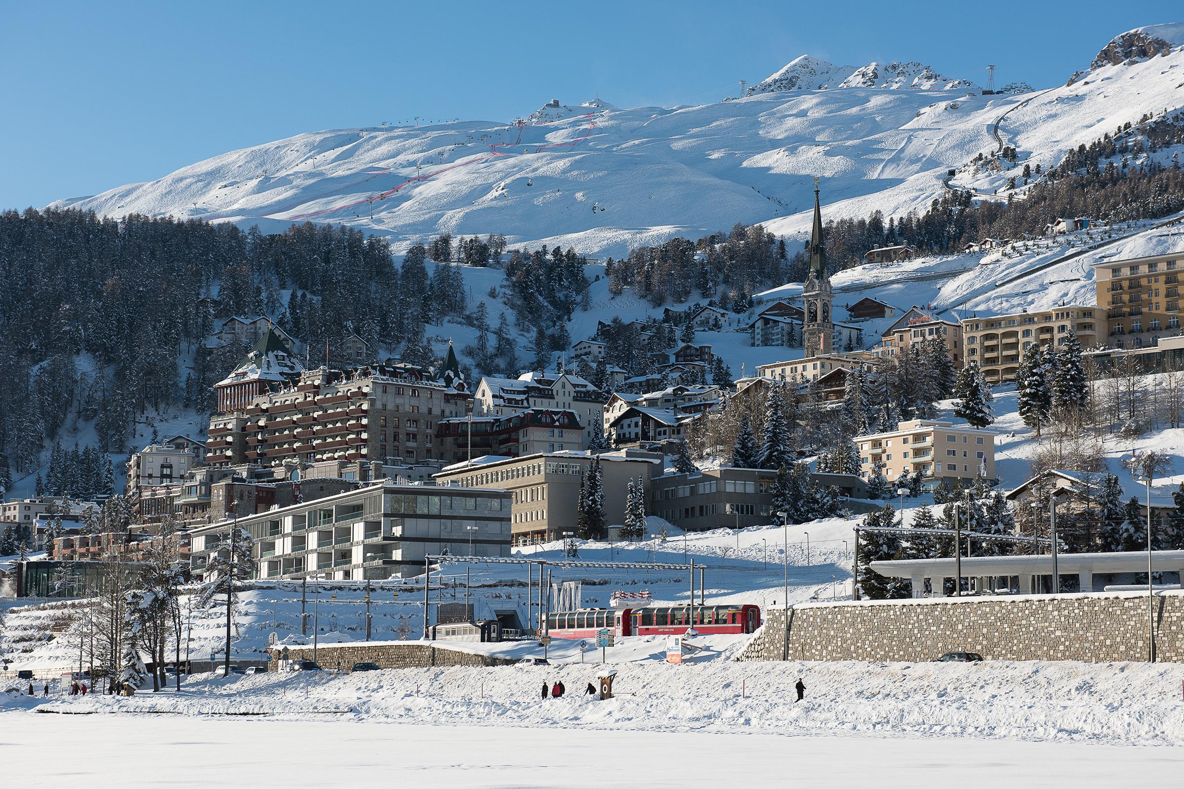 The story of St. Moritz