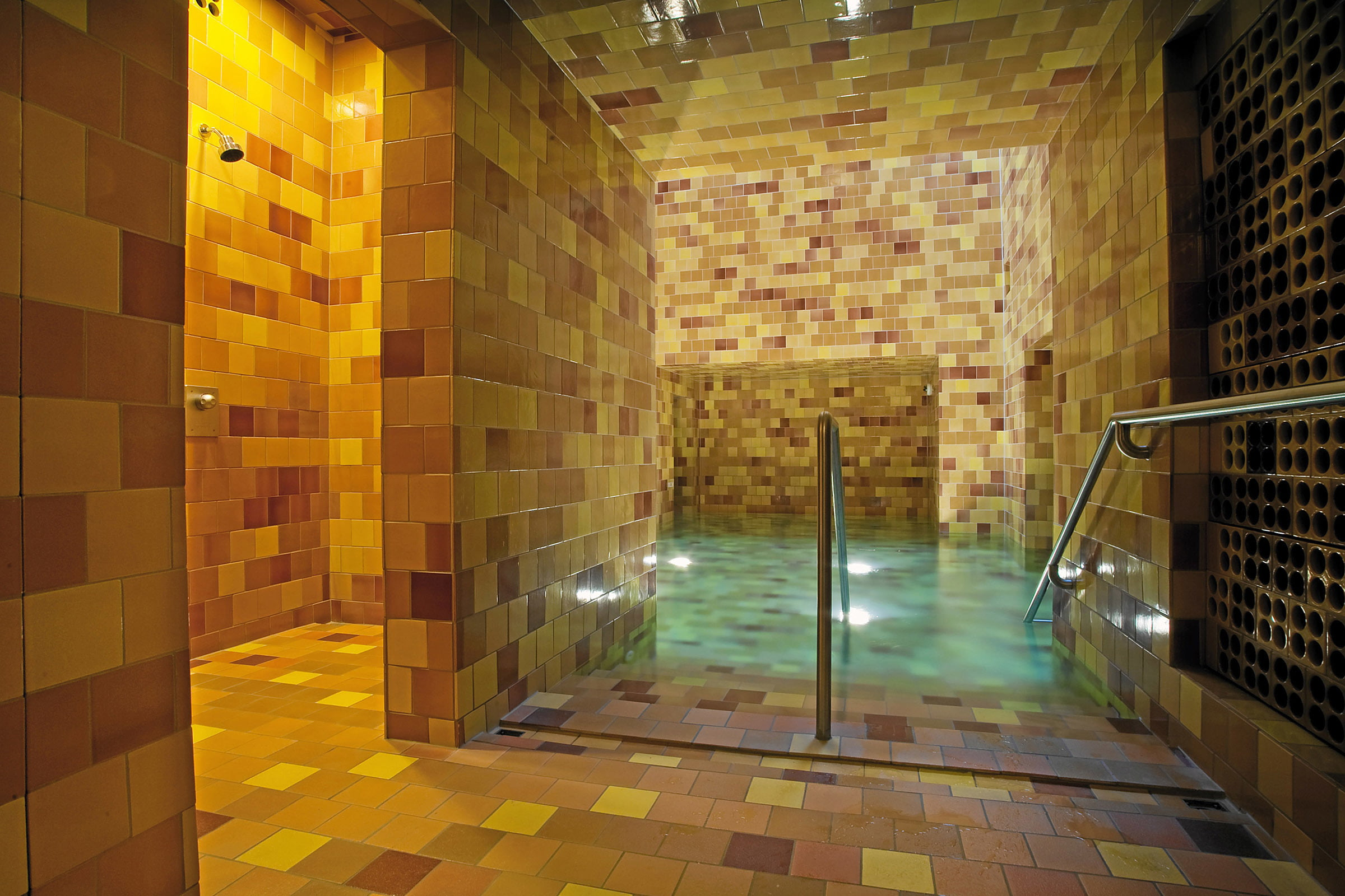 Mineral Baths & Spa, Samedan