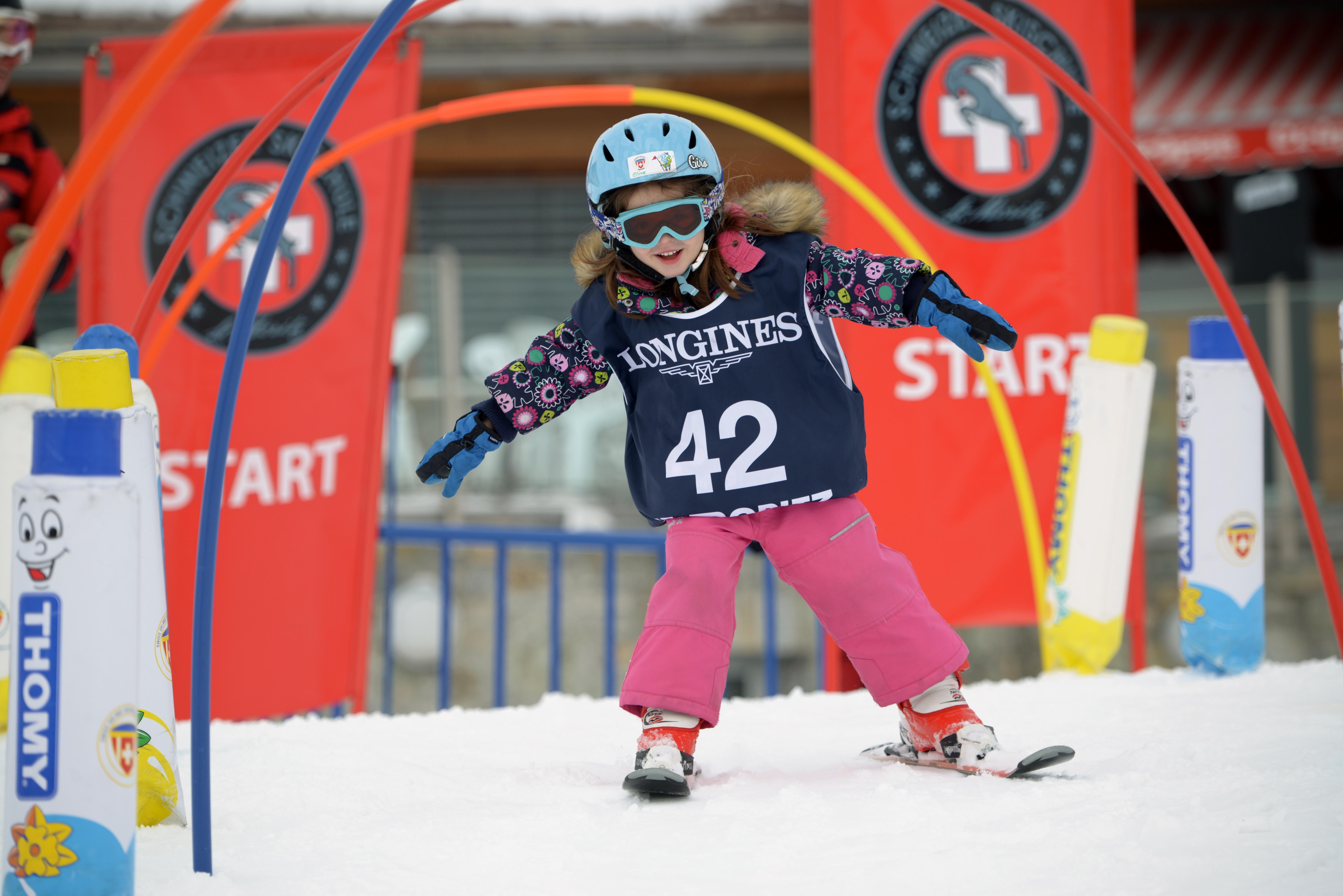Schweizer Skischule St. Moritz / Celerina Slide 1