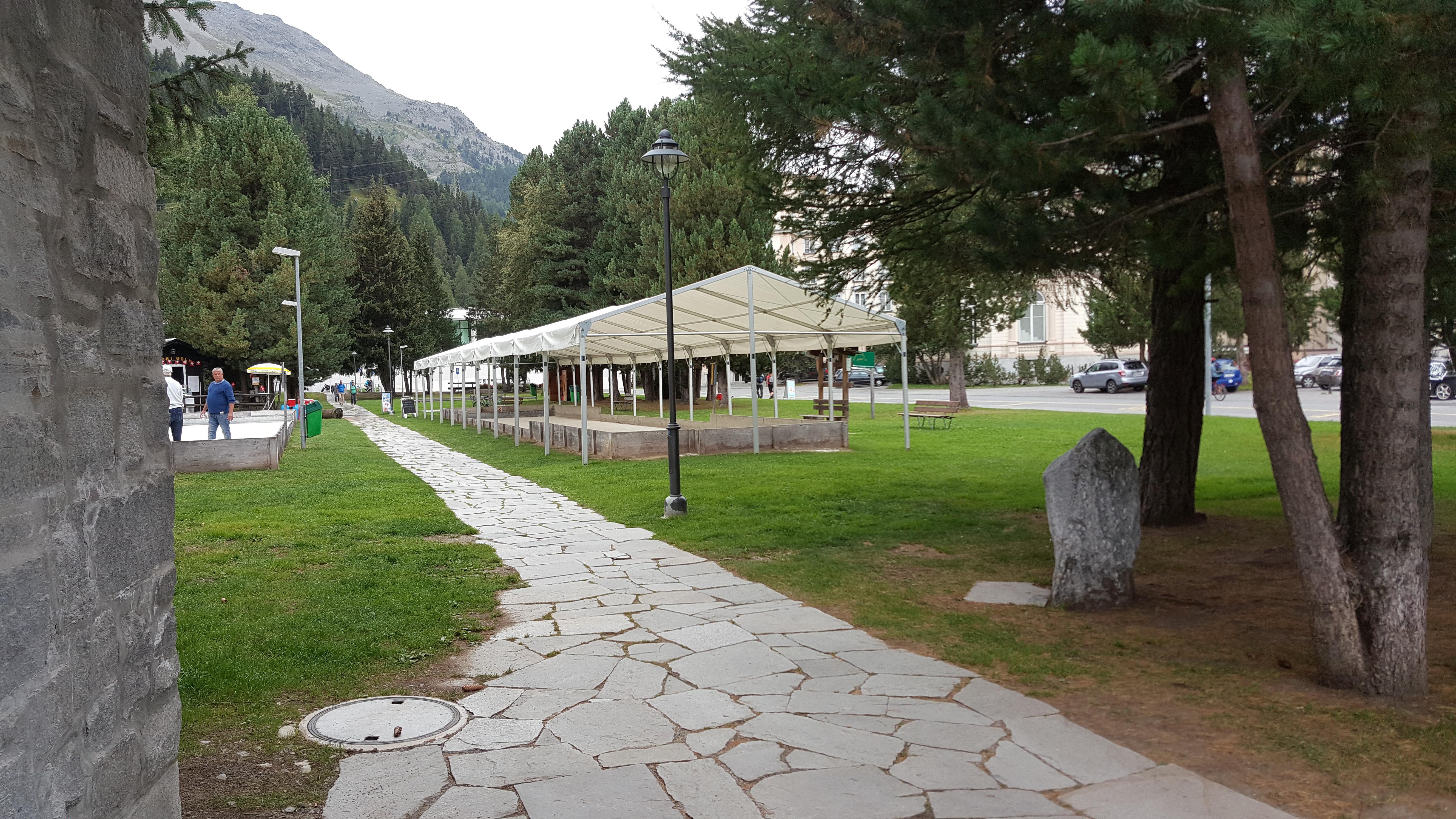 Boccia in St. Moritz Bad Slide 1