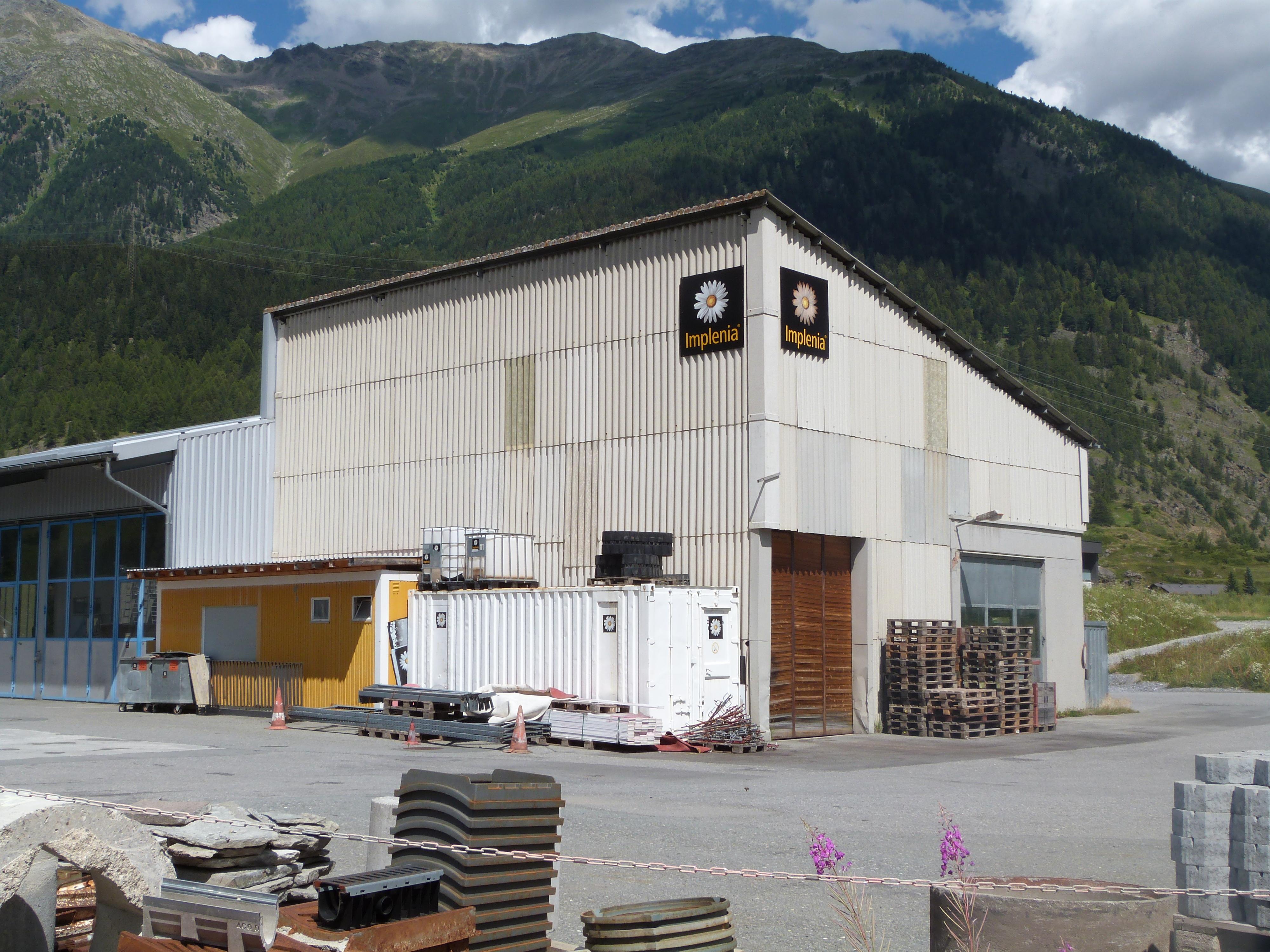 Implenia Schweiz AG Slide 1