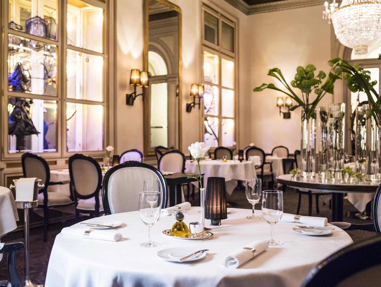 Restaurant Cà d'Oro, St. Moritz