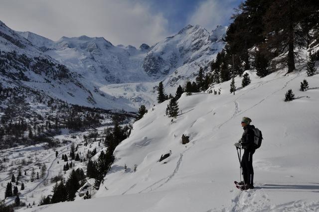 Christine Salis (Schneeschuhwanderleiterin ASAM/SWL mit eidg. Fachausweis) Slide 4