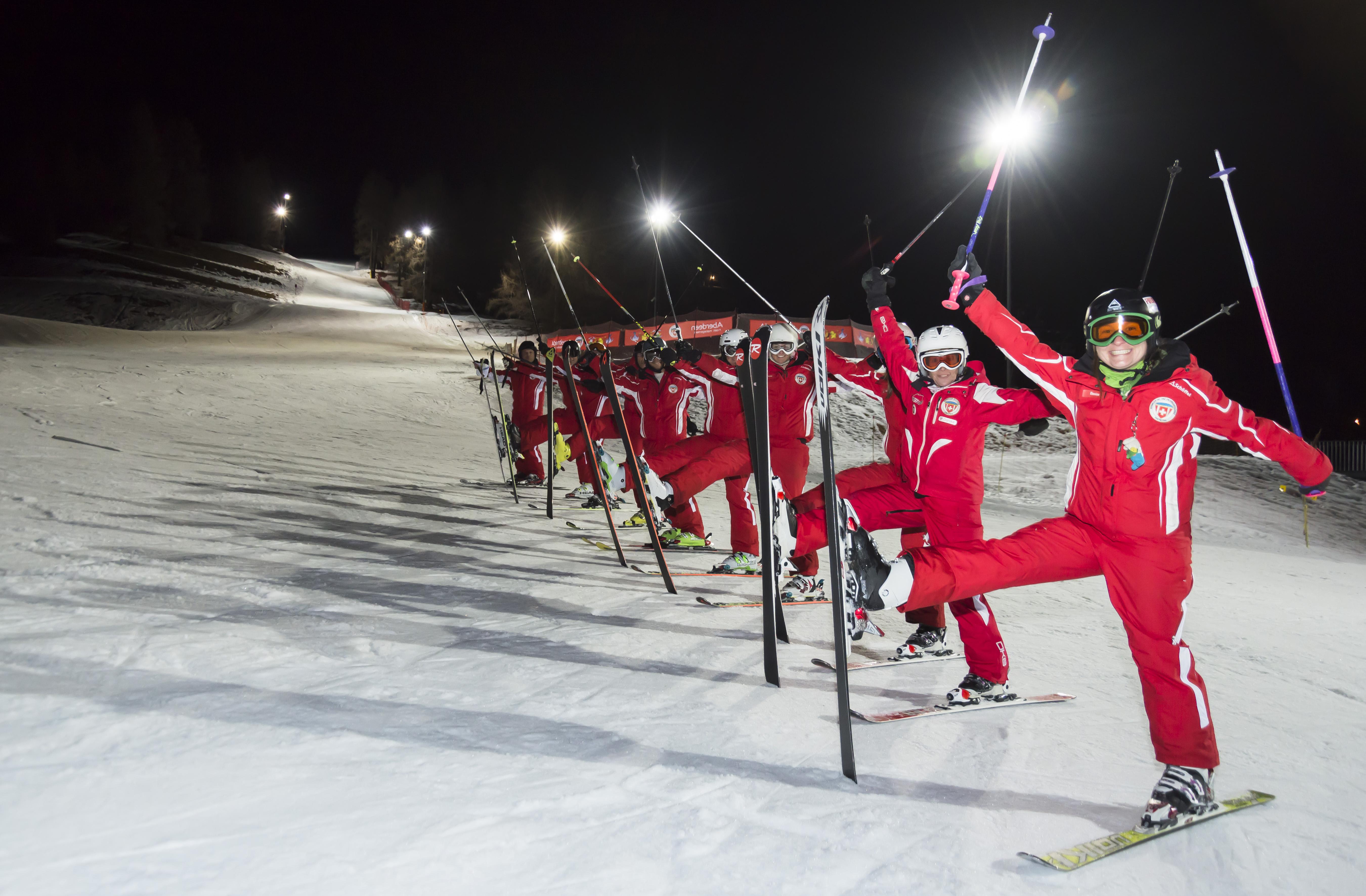 Schweizer Skischule Corvatsch-Pontresina AG Slide 1