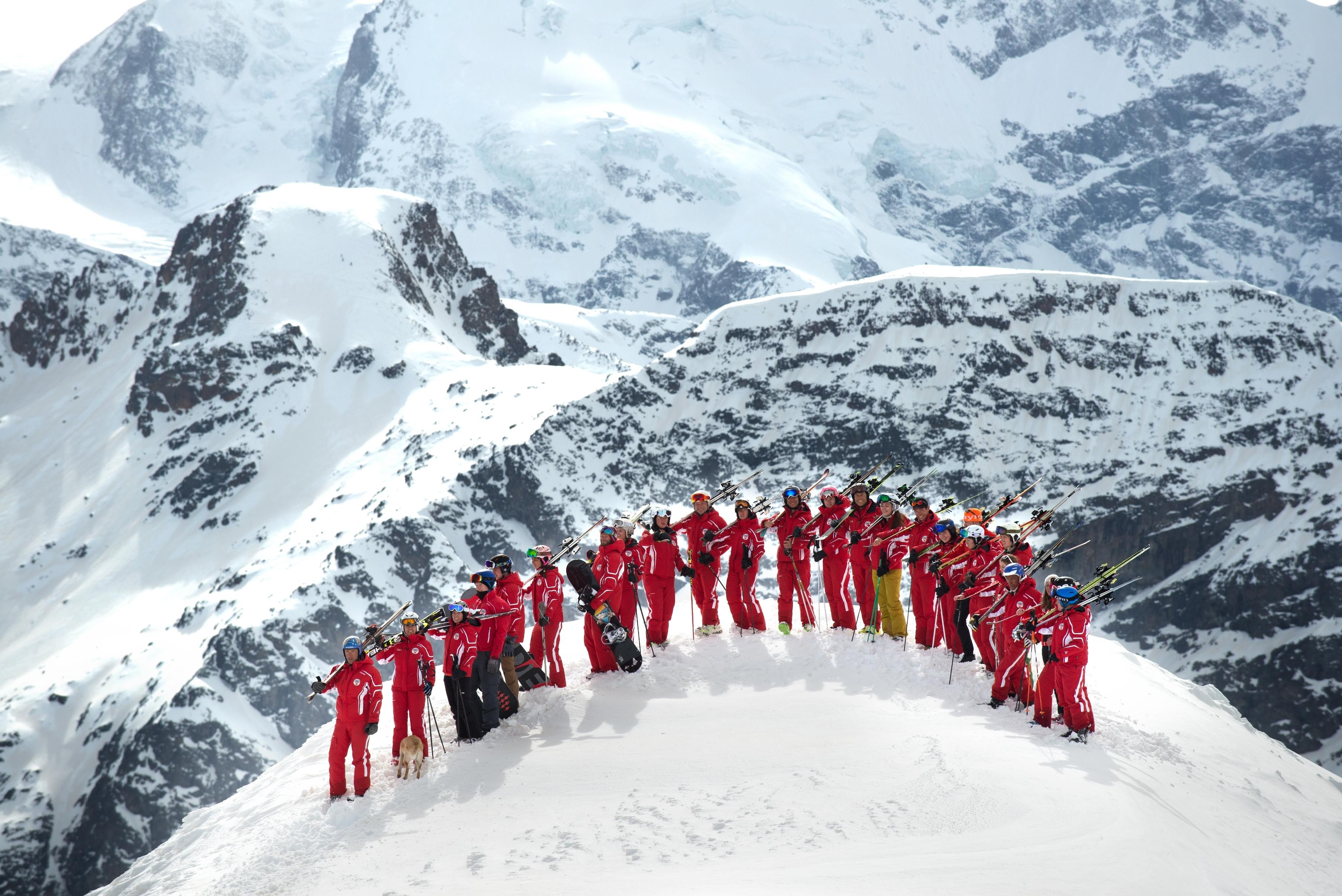 Schweizer Skischule Corvatsch-Pontresina AG Slide 2