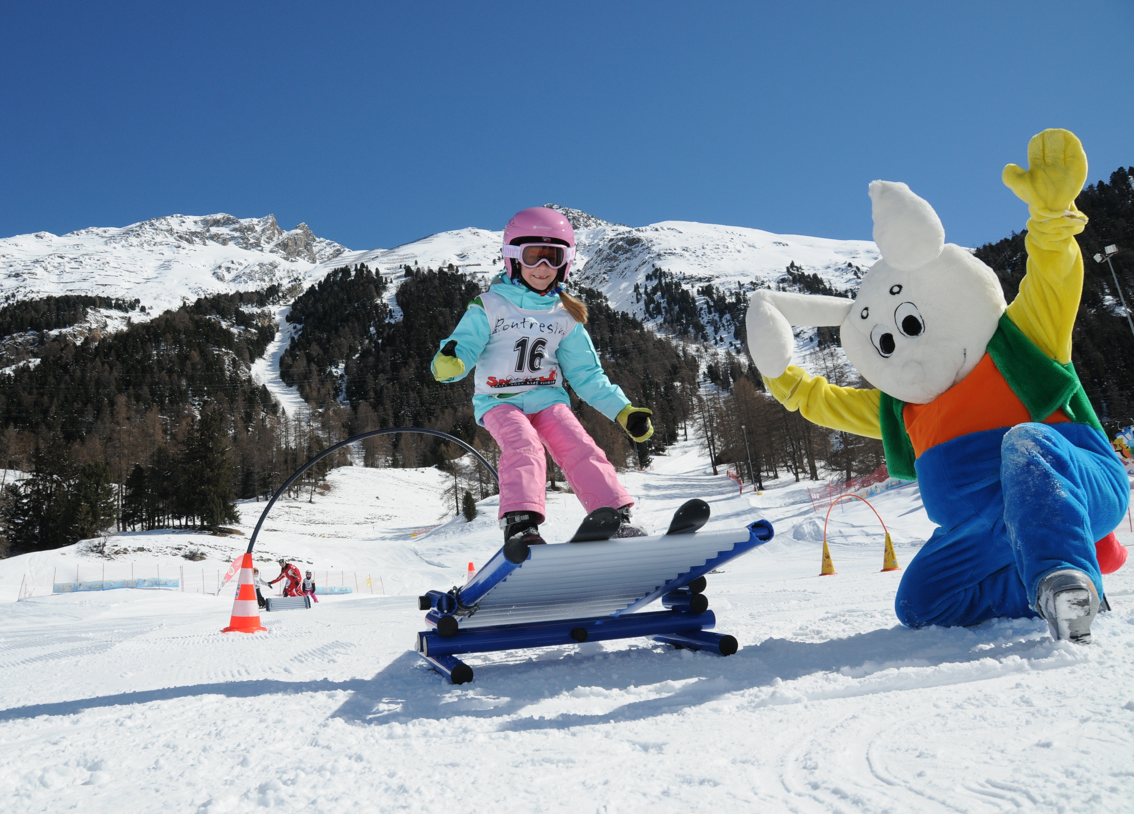 Schweizer Skischule Corvatsch-Pontresina AG Slide 4