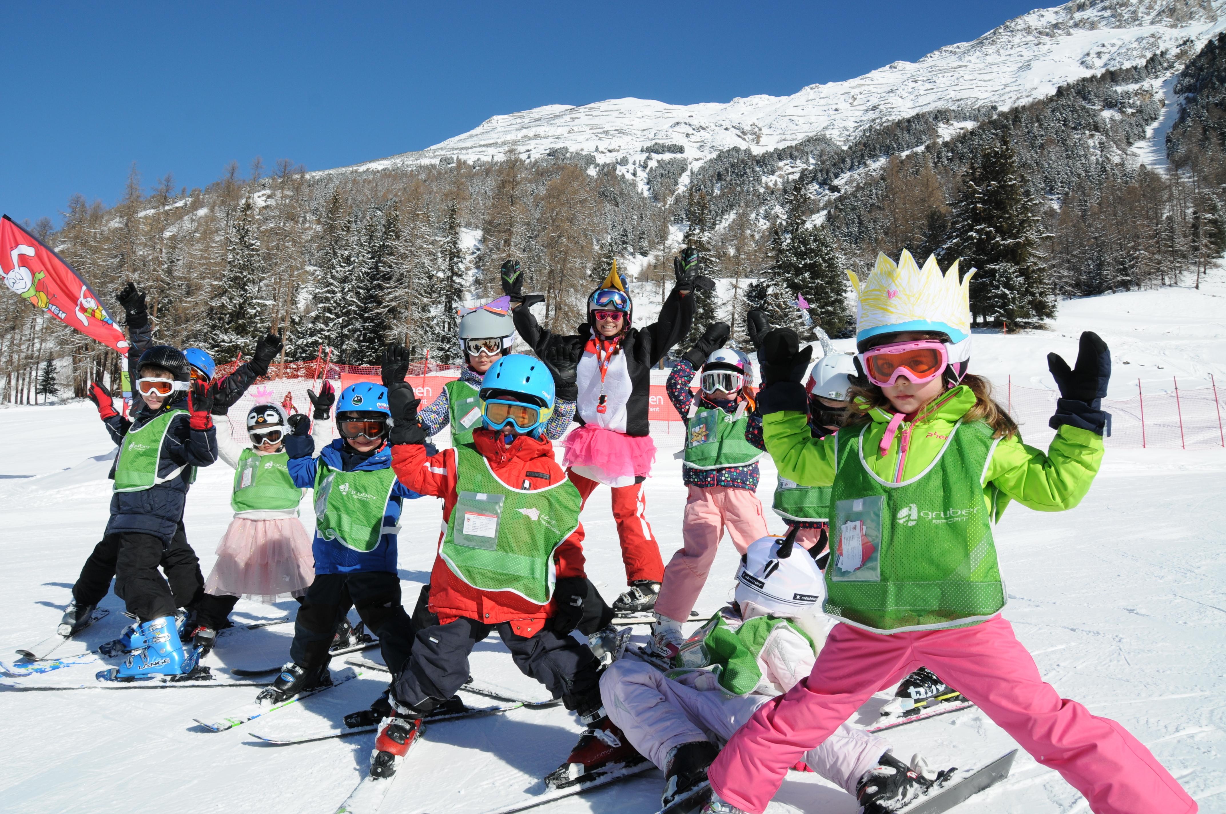 Schweizer Skischule Corvatsch-Pontresina AG Slide 5