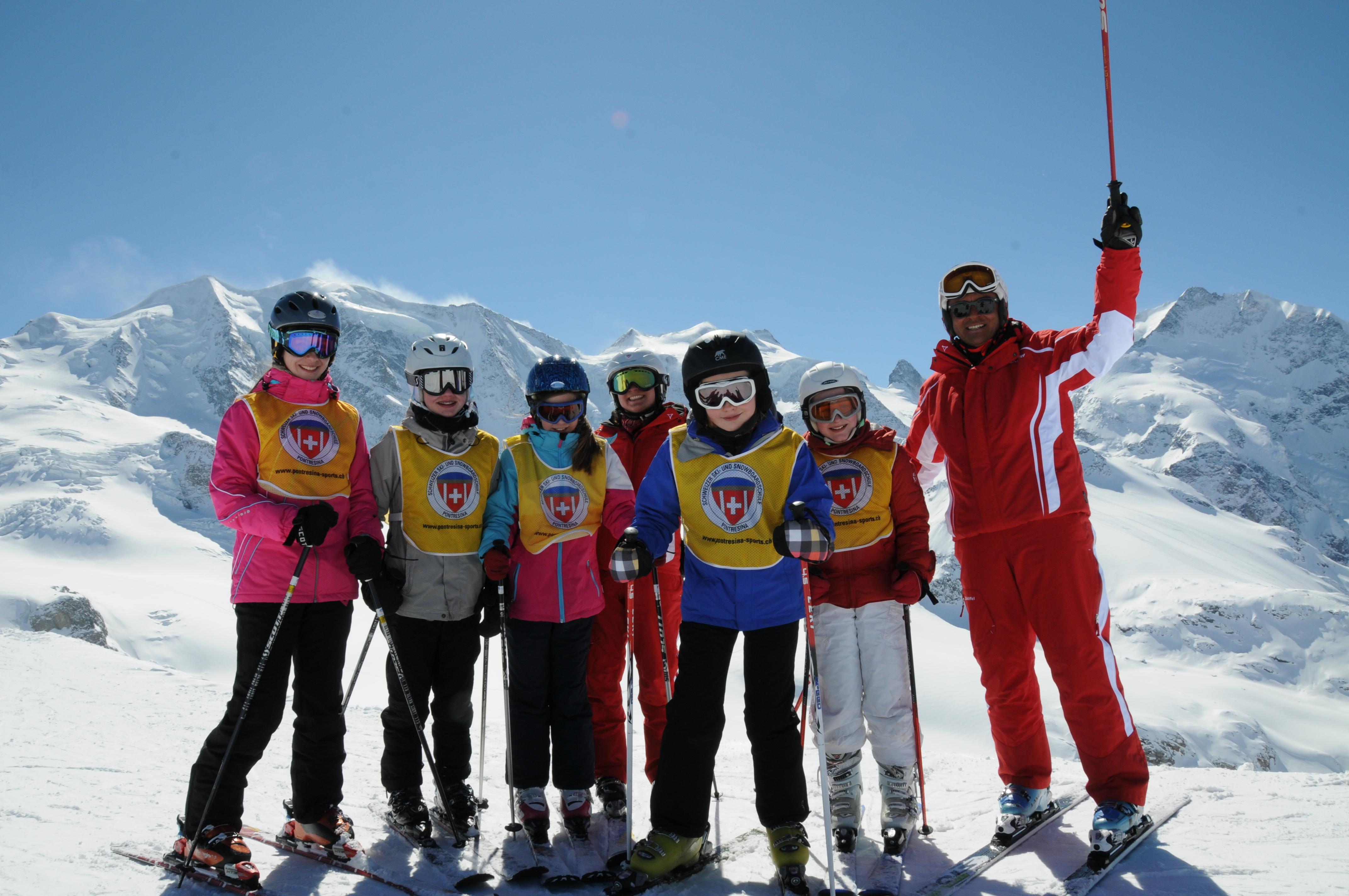 Schweizer Skischule Corvatsch-Pontresina AG Slide 6