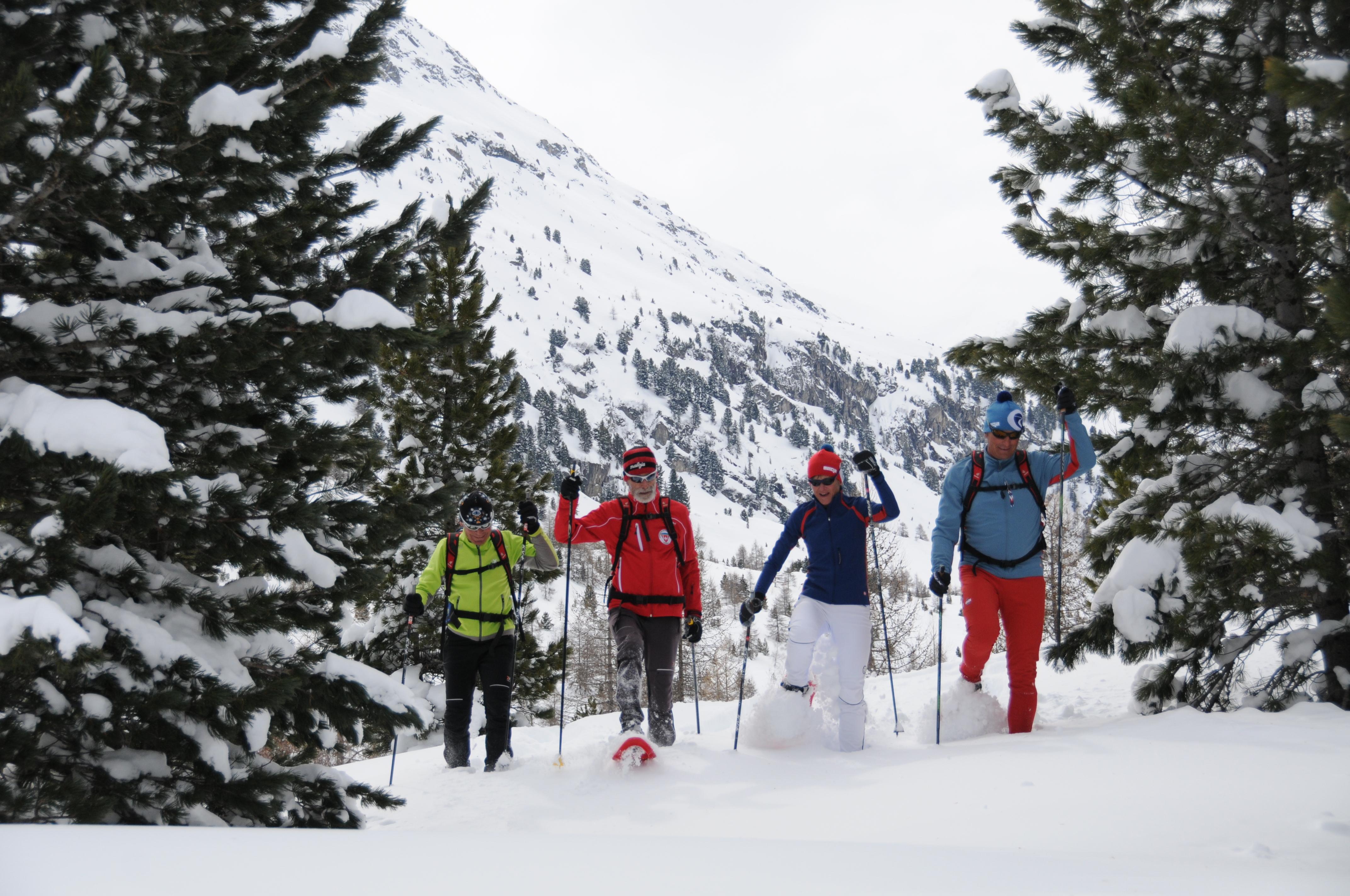 Schweizer Langlauf- und Bikezentrum Pontresina Slide 4