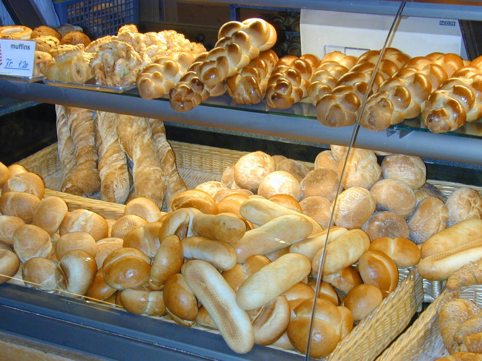 Bäckerei - BAD Slide 4
