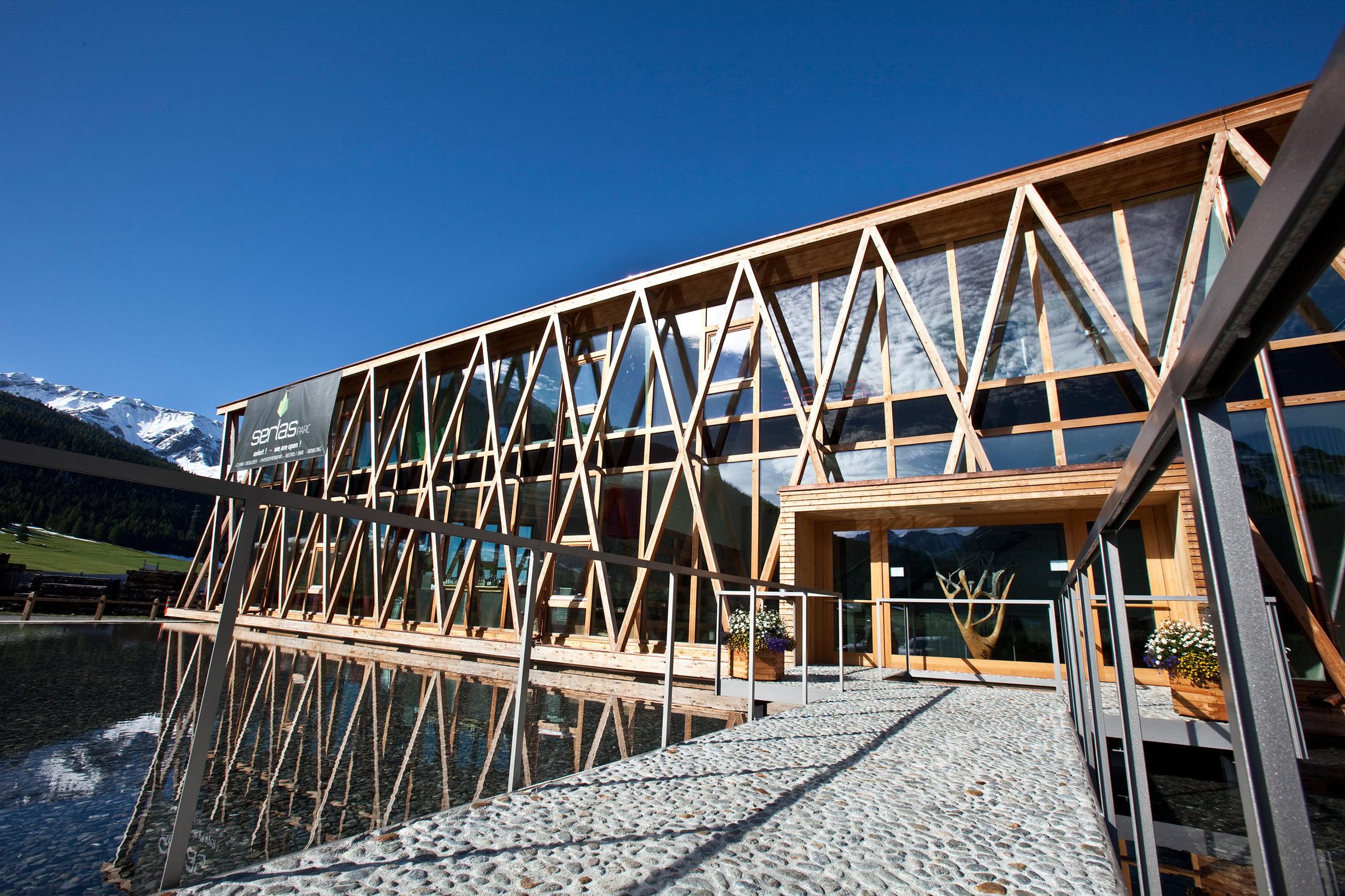 Kletter- und Boulderhalle