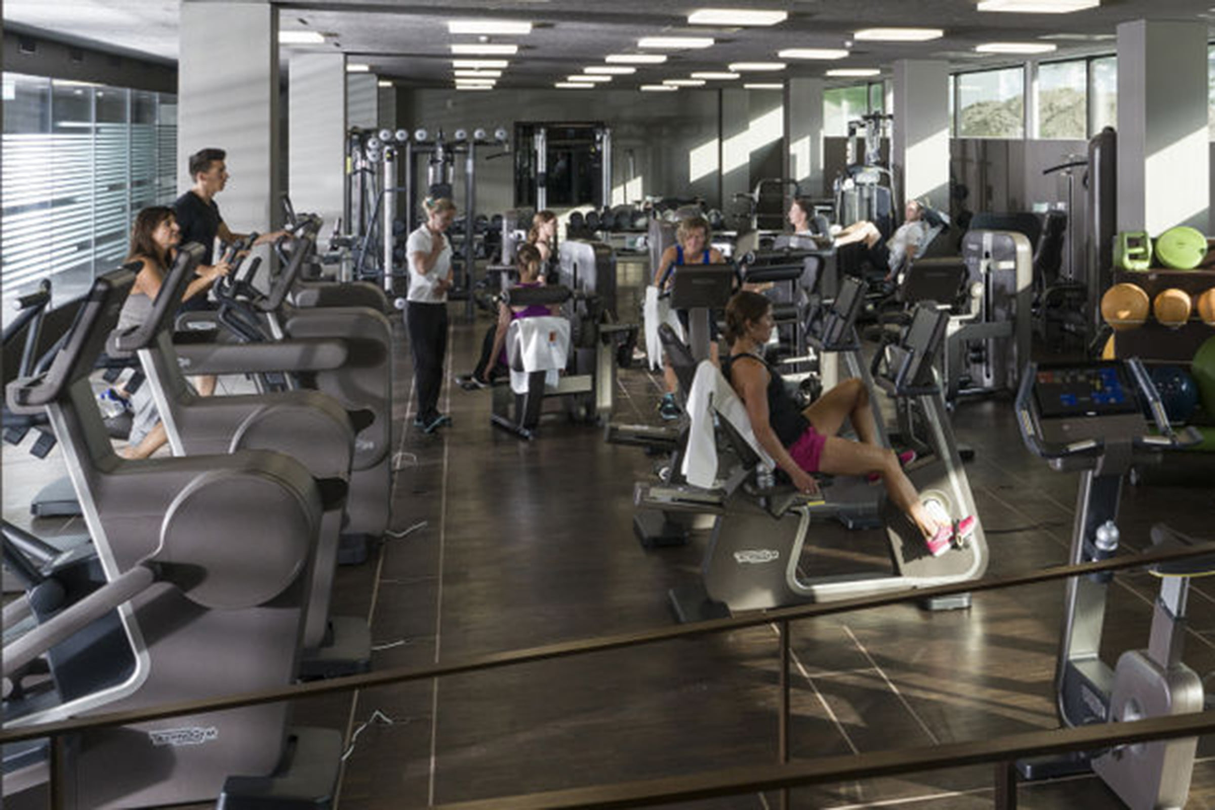 Fitness centre / fitness rooms