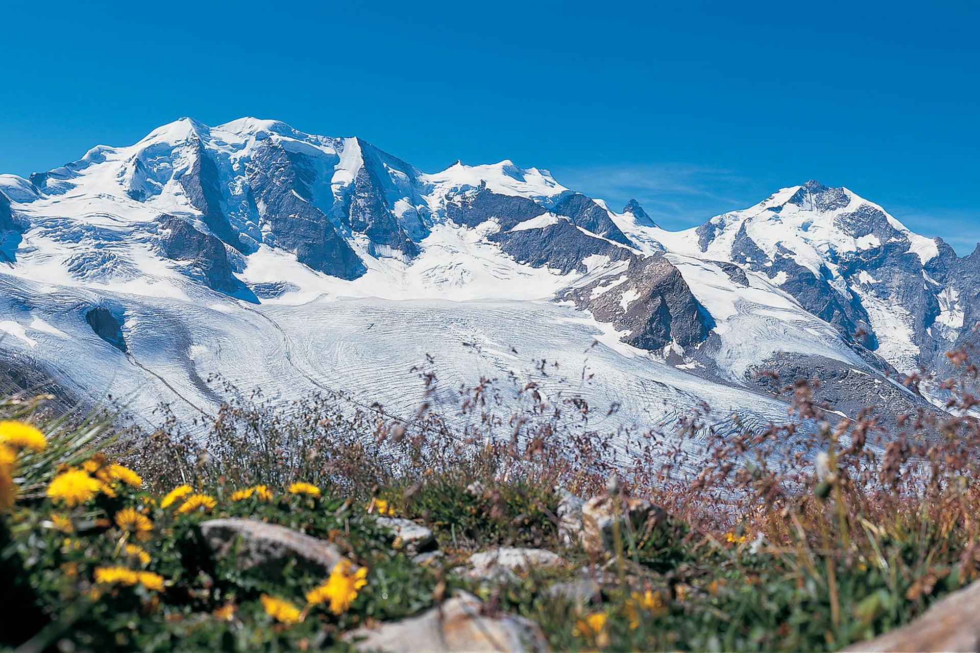 Top Mountain Bikes >> Diavolezza | Summer in Engadin St. Moritz
