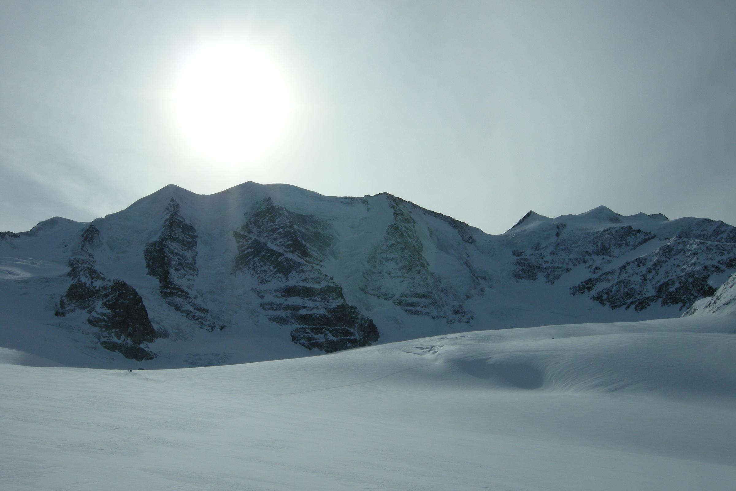 Bernina Trek