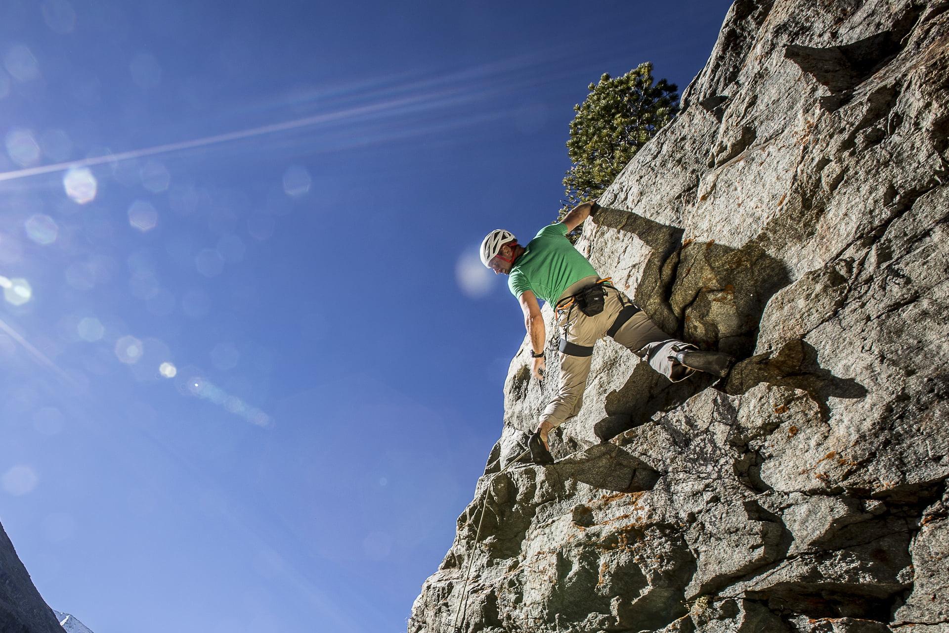 Klettersteig Pontresina : Klettern in pontresina sommer engadin st moritz