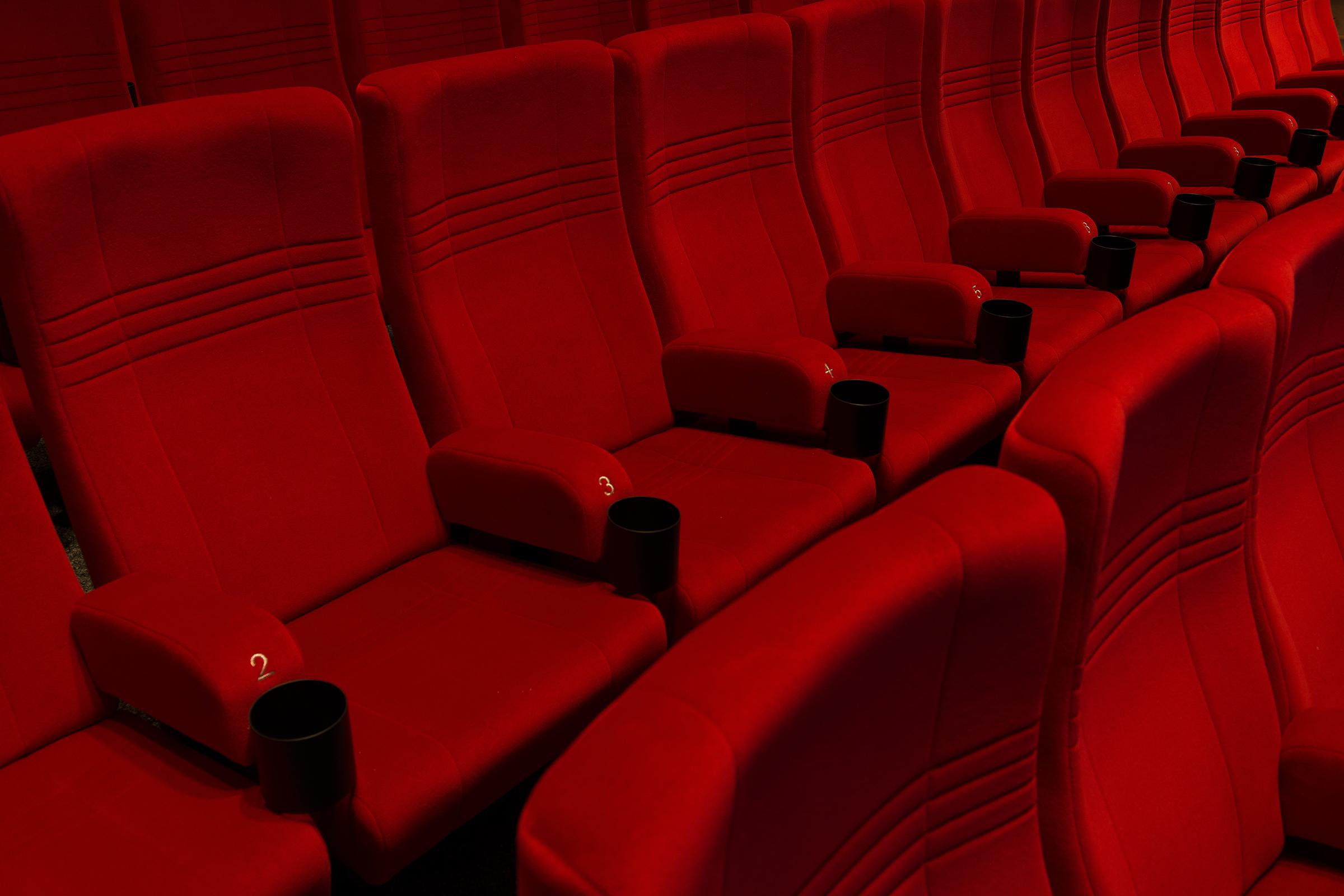 Kino im Hotel Castell, Zuoz