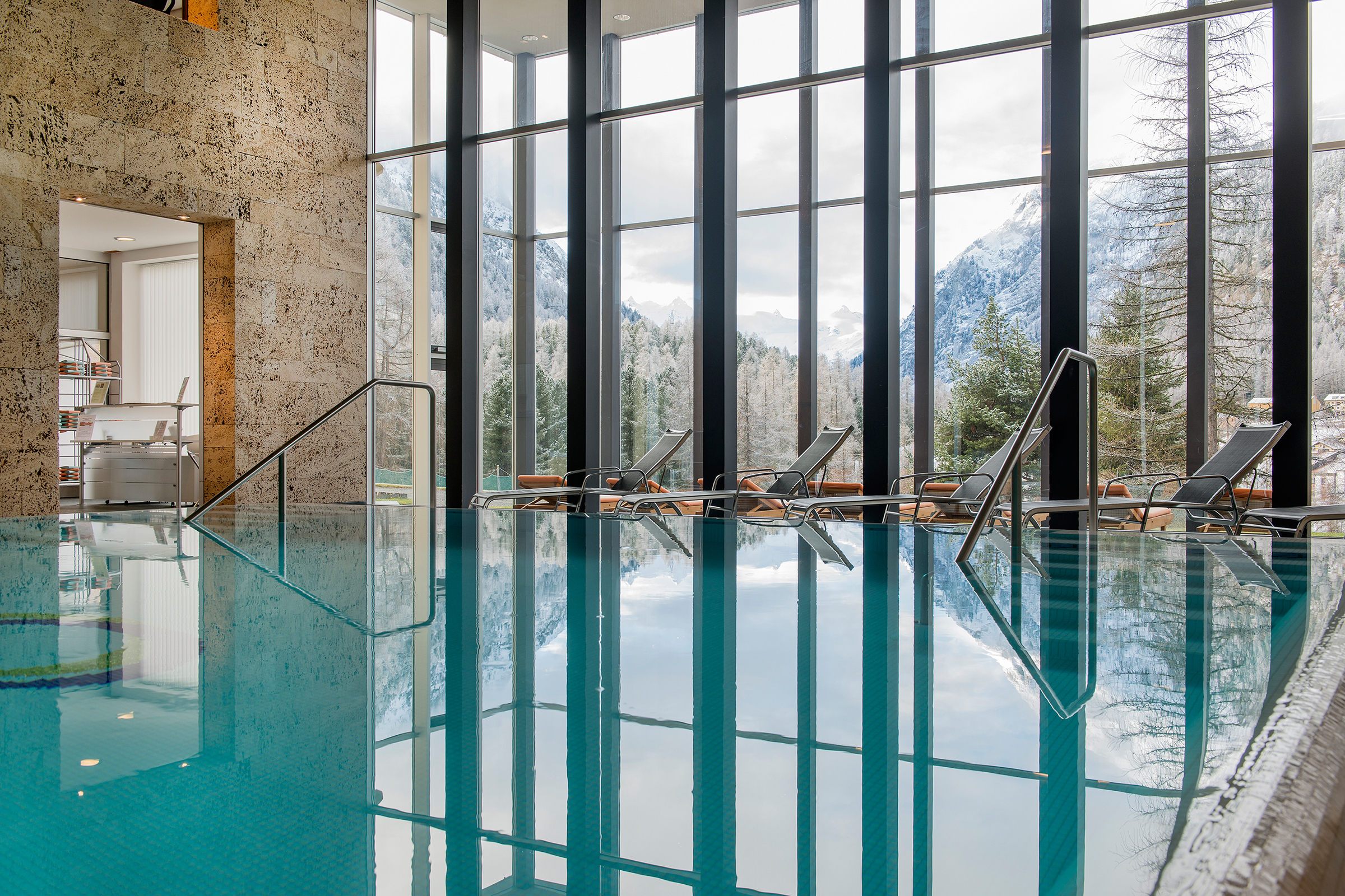 Saratz Day Spa, Pontresina