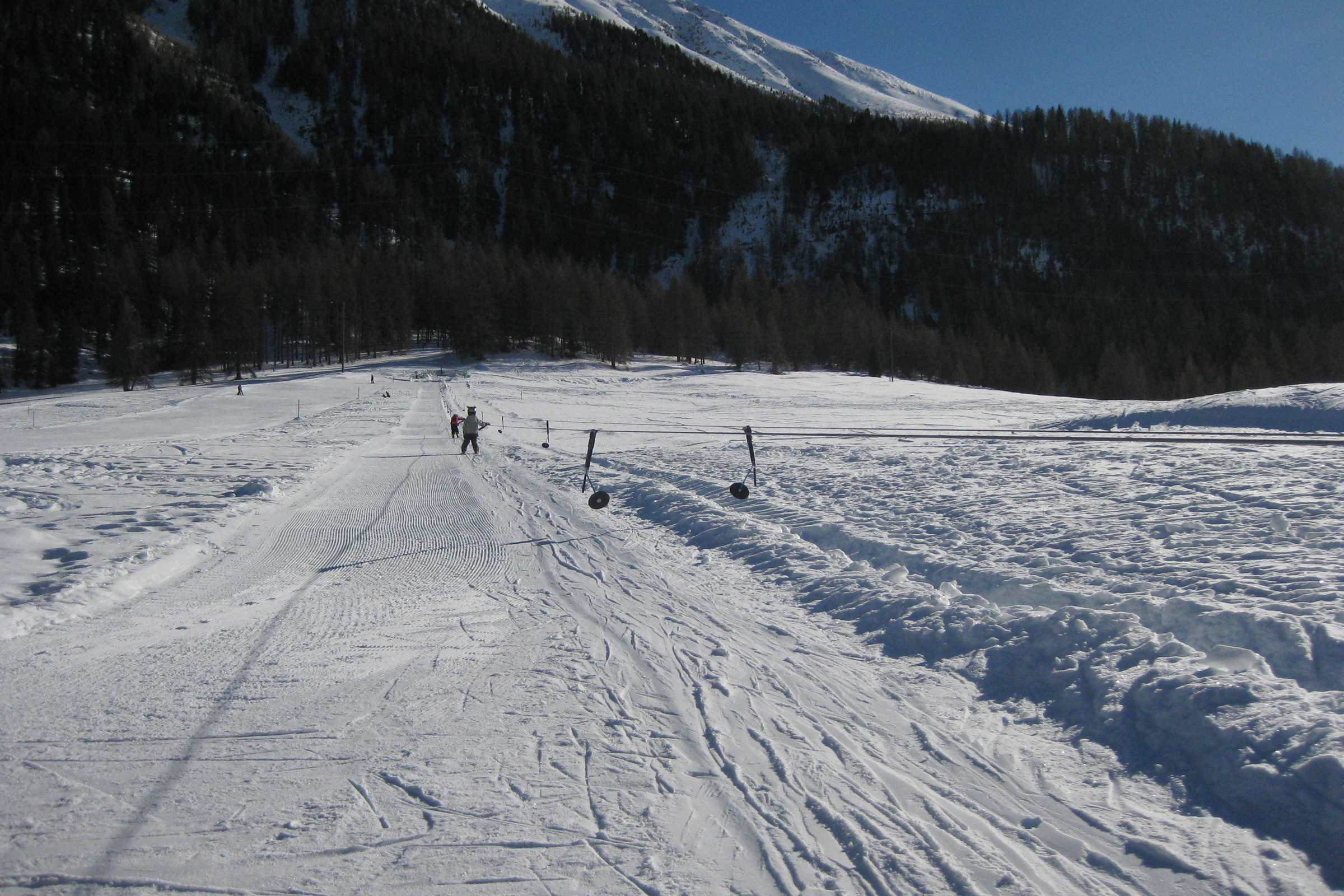 Kinderskilift Bügls S-chanf