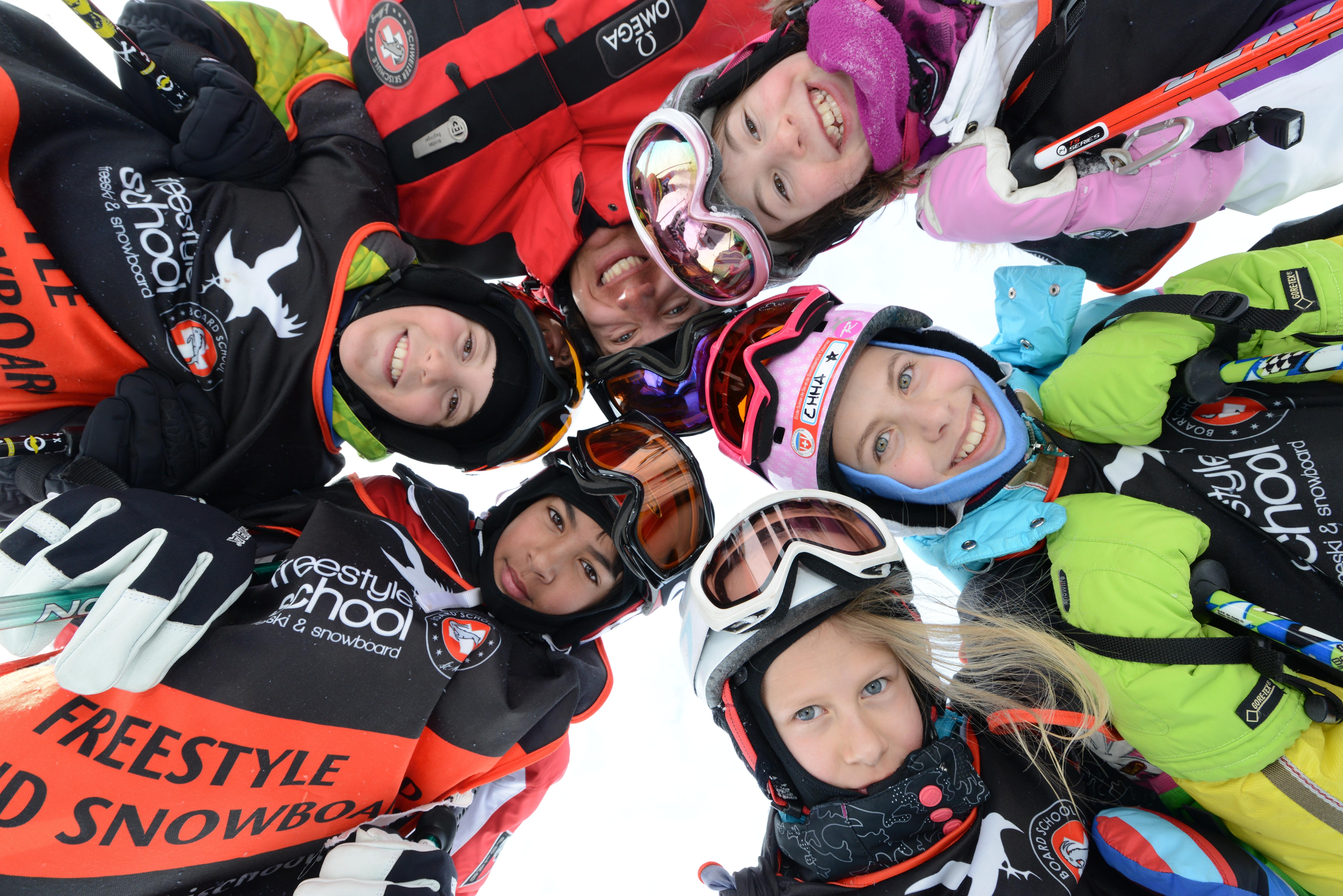 Schweizer Skischule St.Moritz / Samedan Slide 1