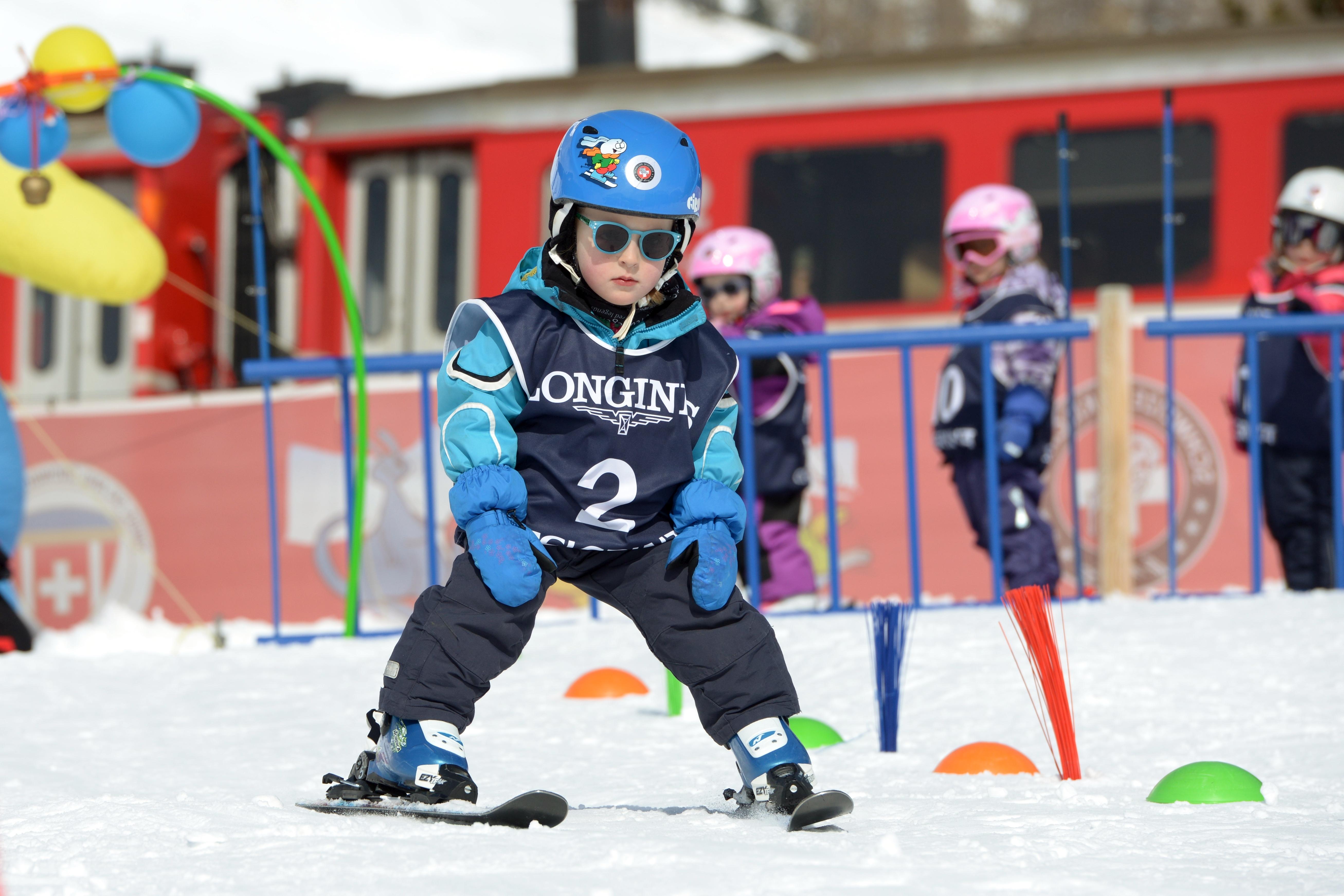 Schweizer Skischule St.Moritz / Samedan Slide 2