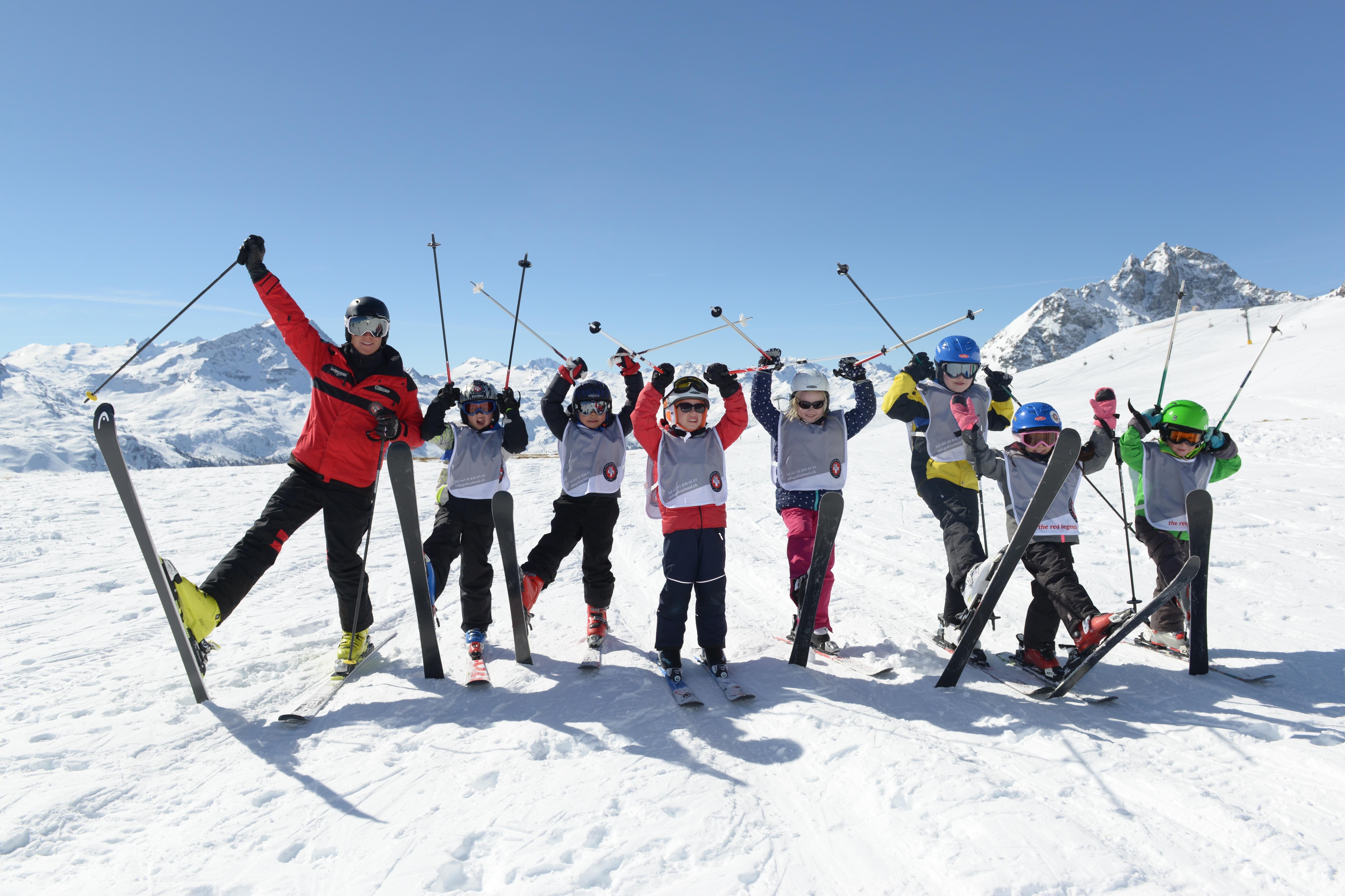 Schweizer Skischule St.Moritz / Samedan Slide 3