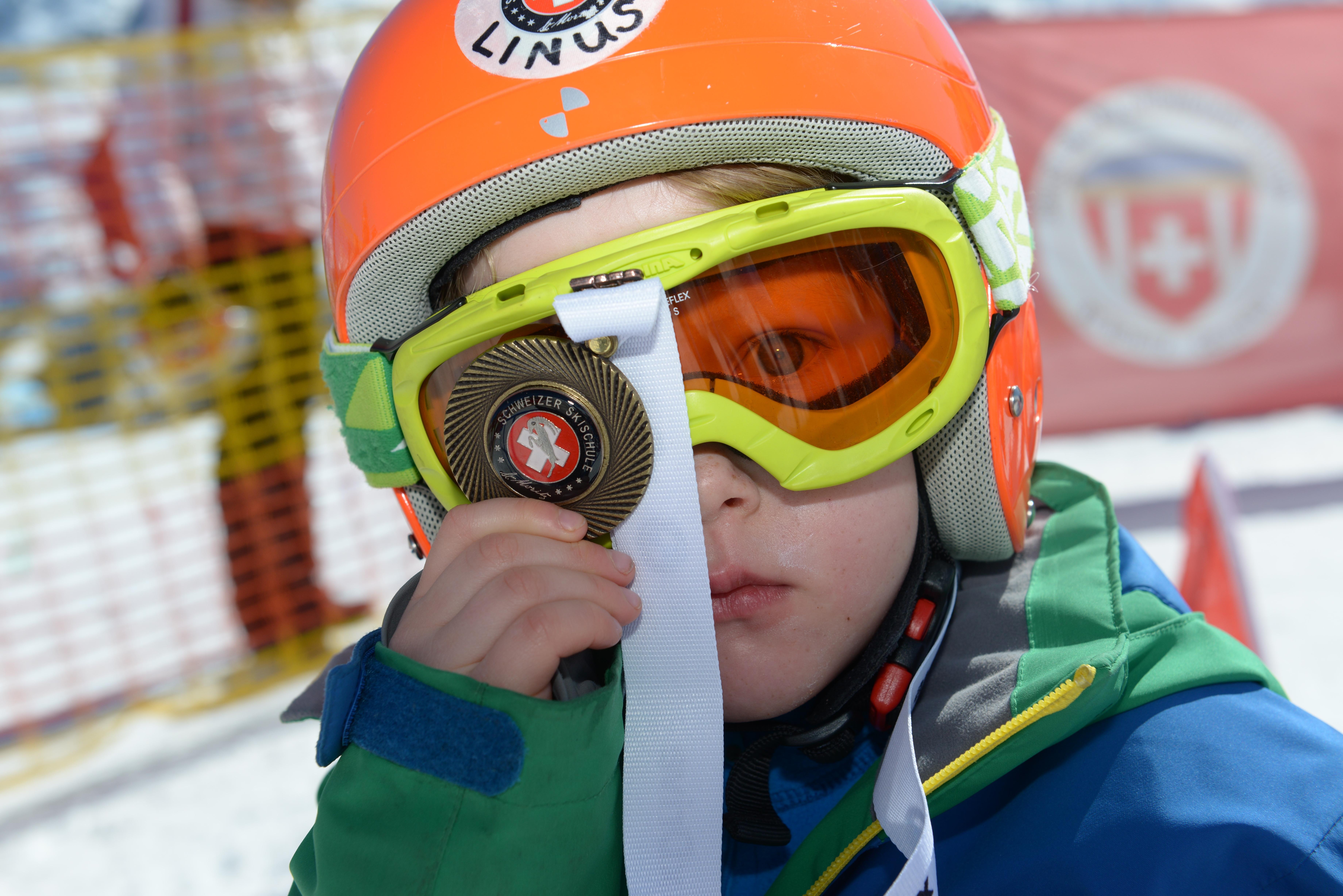 Schweizer Skischule St.Moritz / Samedan Slide 8