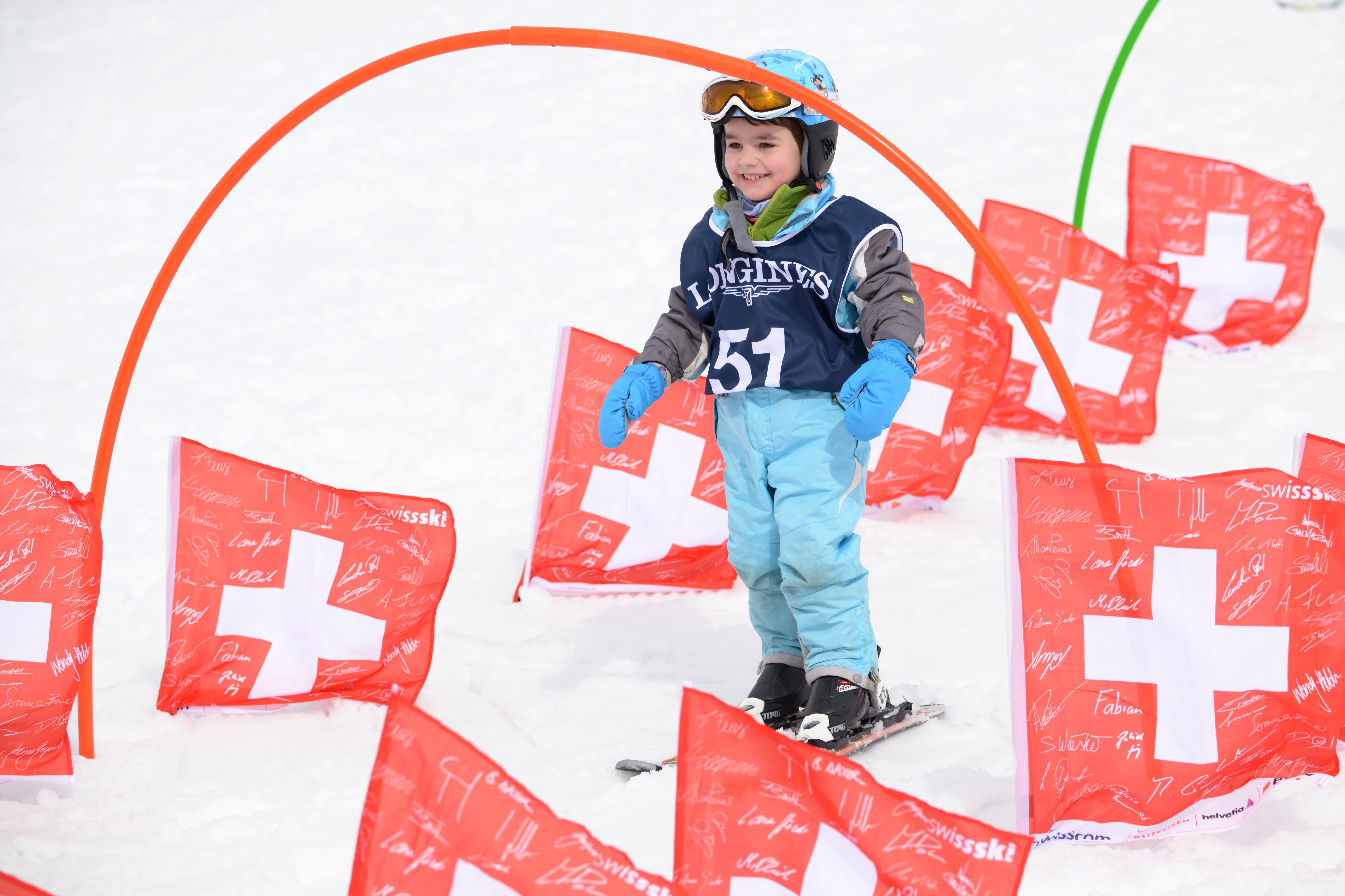 Schweizer Skischule St.Moritz / Samedan Slide 10
