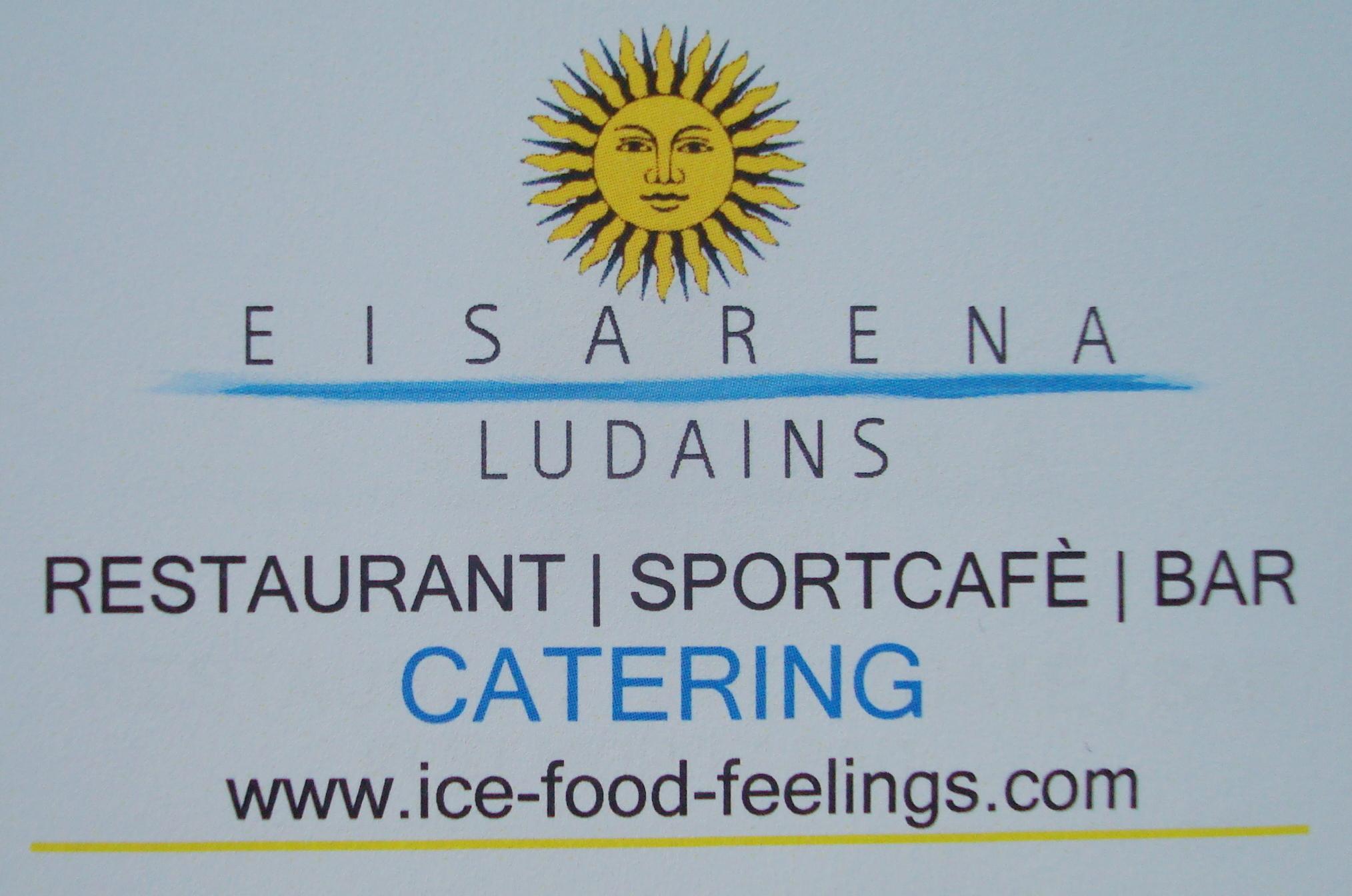 Restaurant Eisarena Ludains Slide 2