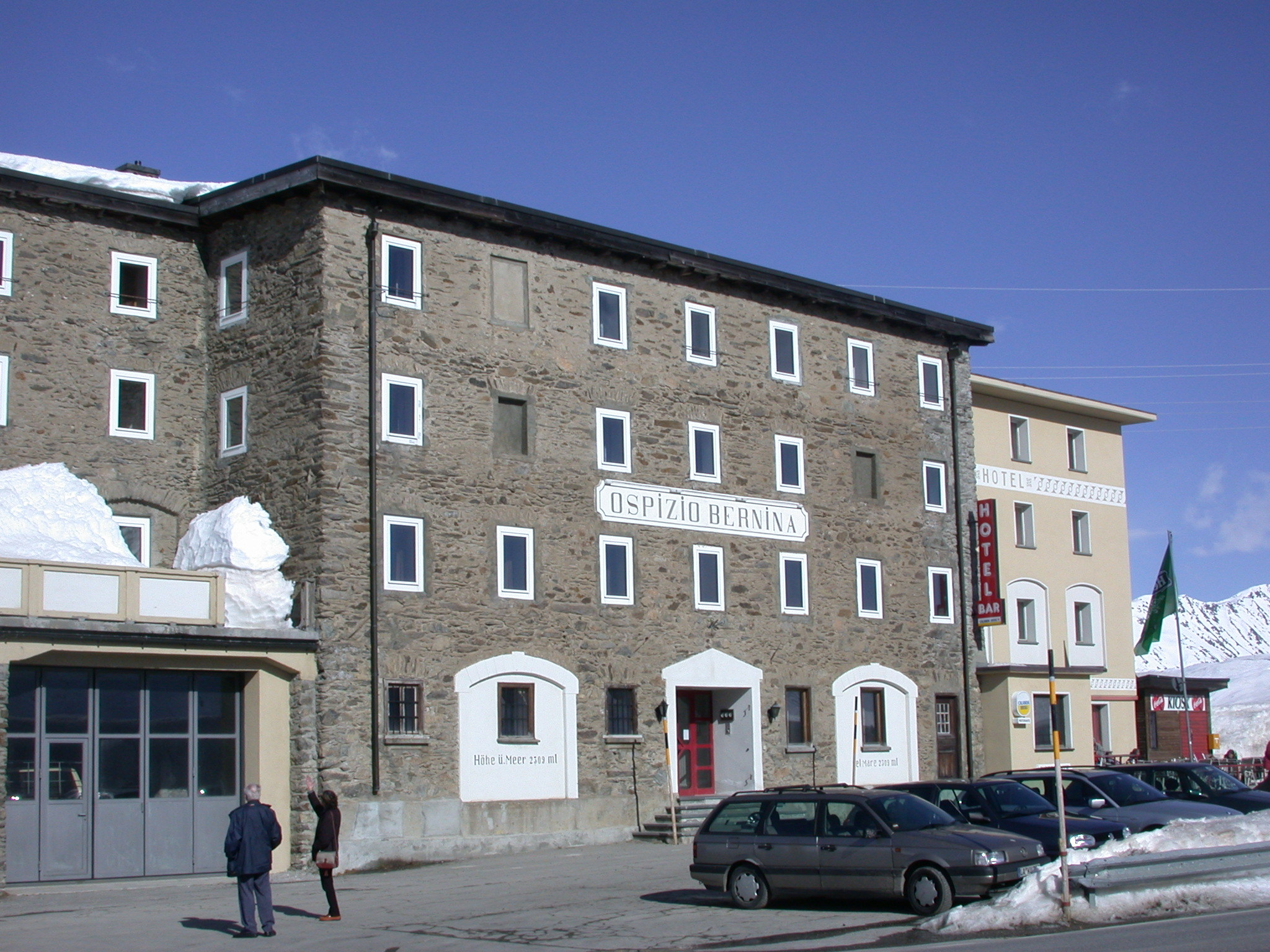 Ristorante Ospizio Bernina Slide 2