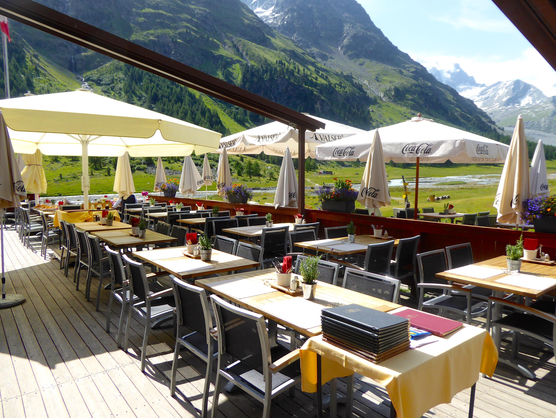 Restaurant Hotel Roseg Gletscher Slide 8