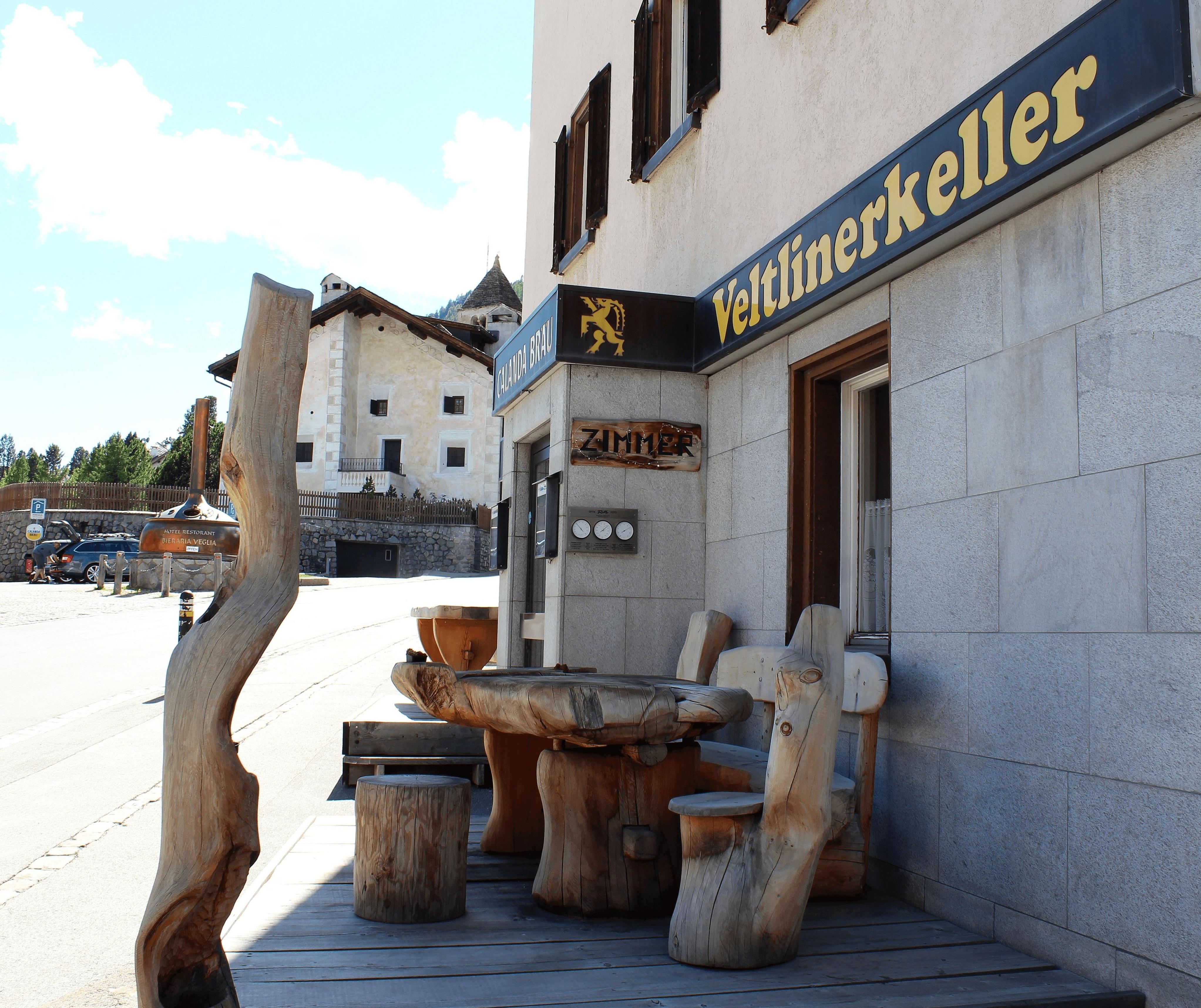 Restaurant Veltlinerkeller Slide 1