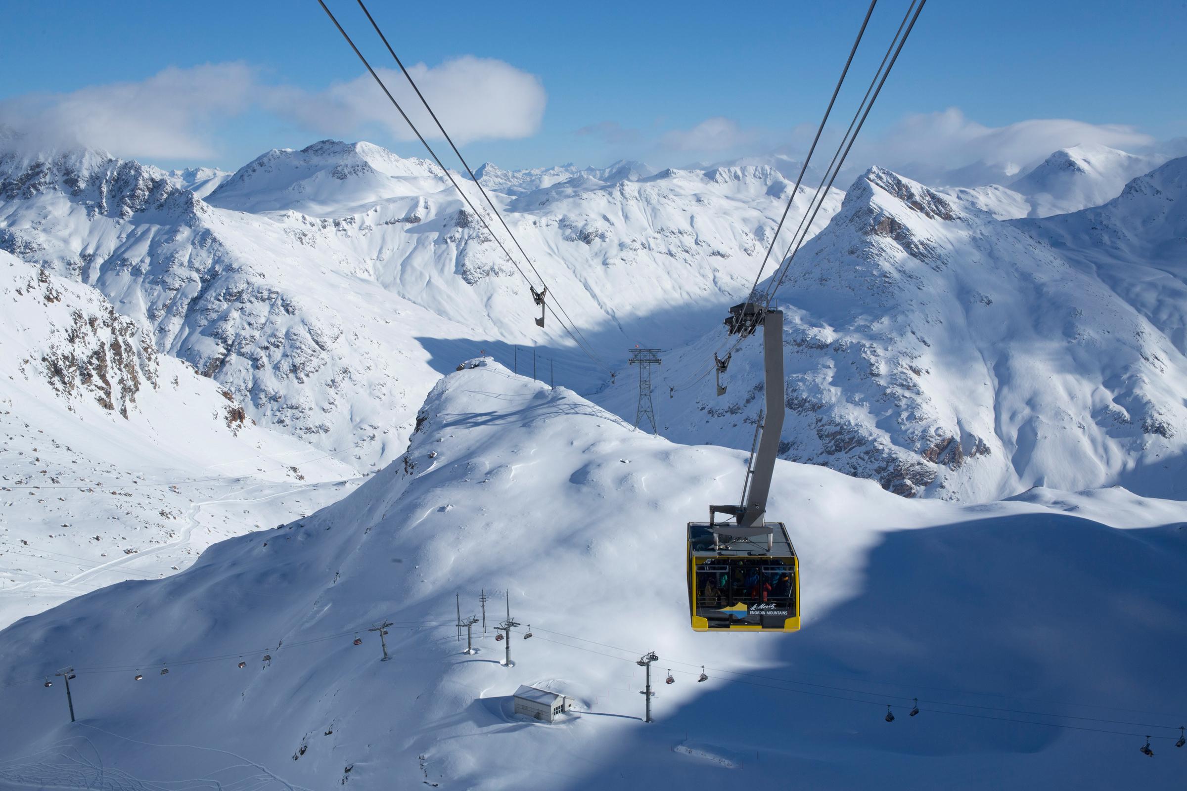 Schneesportregion Diavolezza