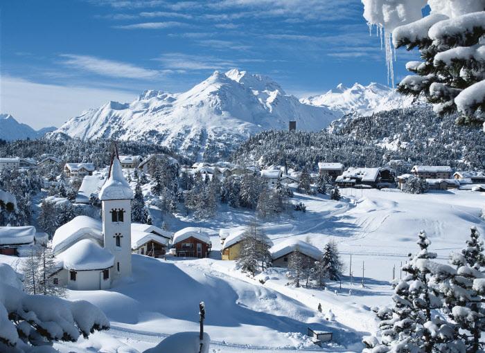 Event der Tourismusorganisation Engadin St. Moritz Slide 1