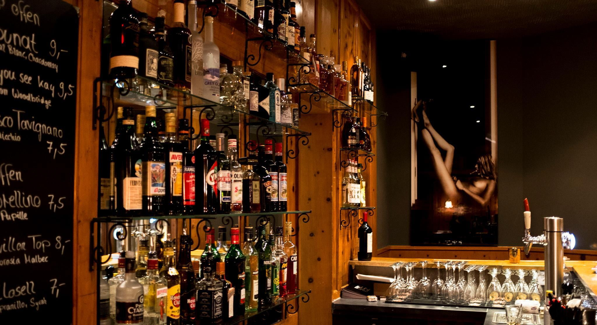 QN Bar, St. Moritz