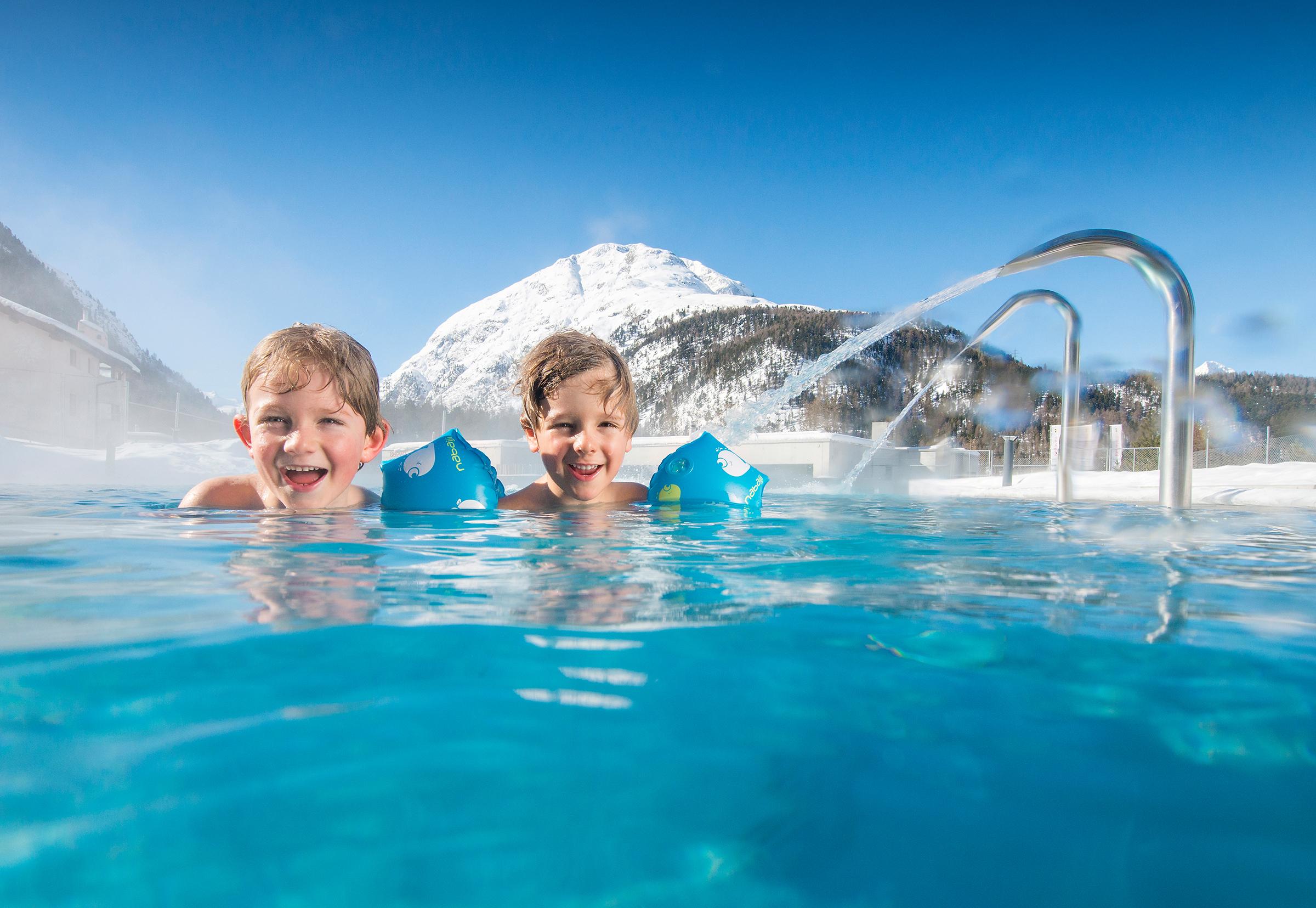 Bellavita Erlebnisbad und Spa, Pontresina