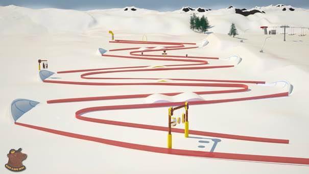 Gian Plaiv fun slope