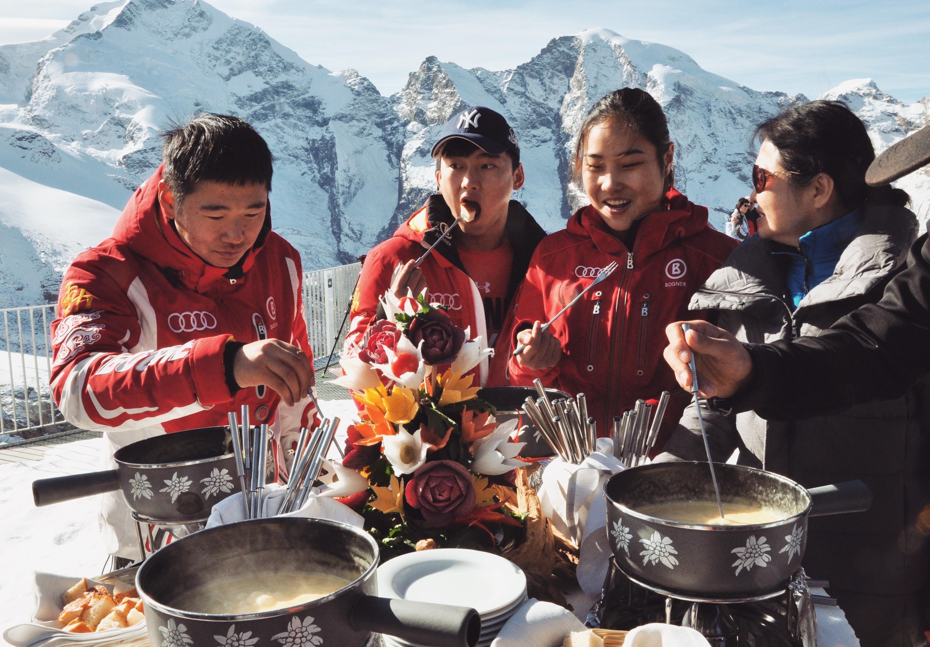 China-freundliches Graubünden Slide 1