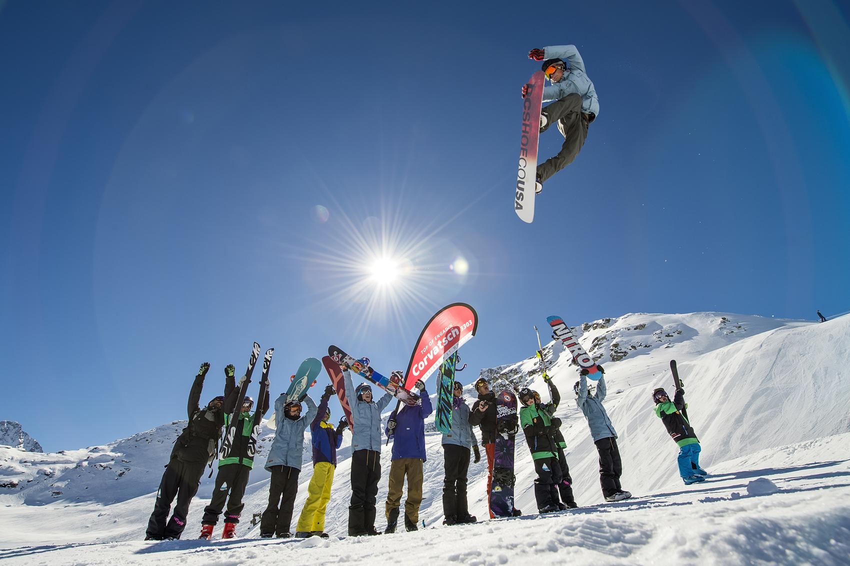 Fresk Snowboard und Freestyle School Slide 2