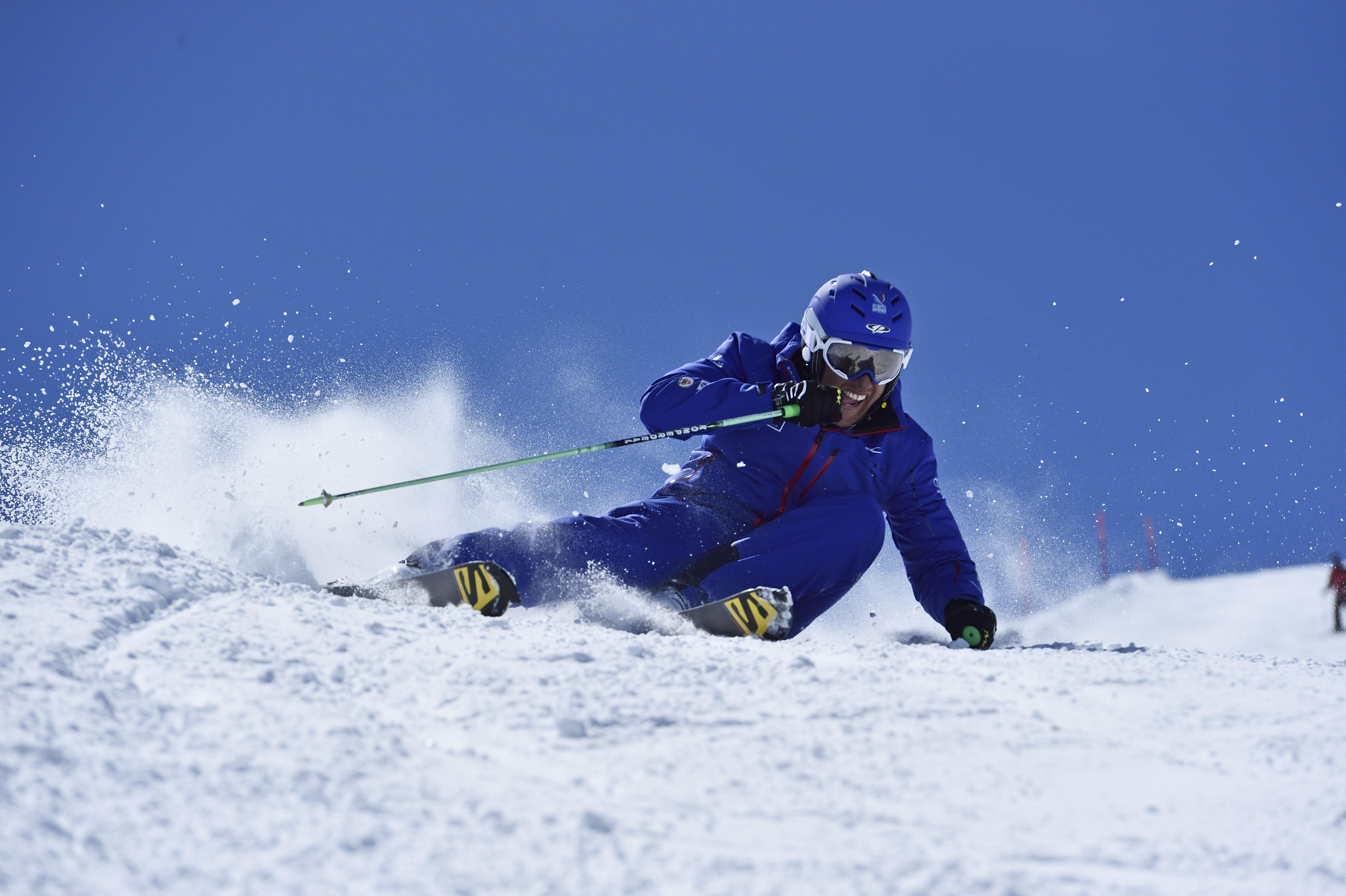 Suvretta Snowsports School Slide 3