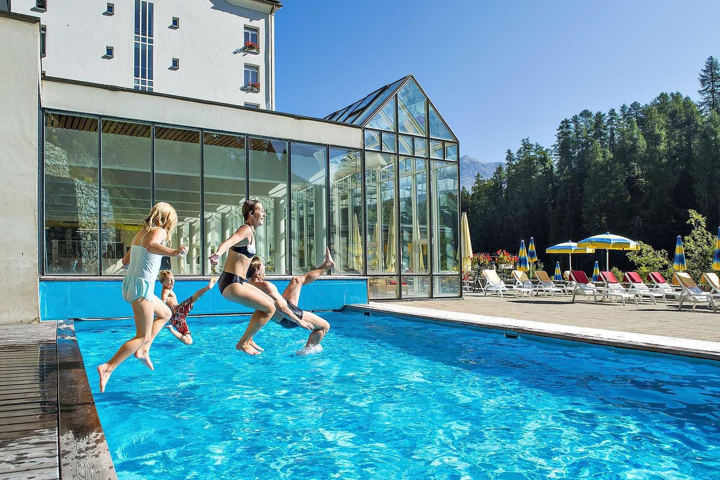 Arenas Resort Schweizerhof, Sils