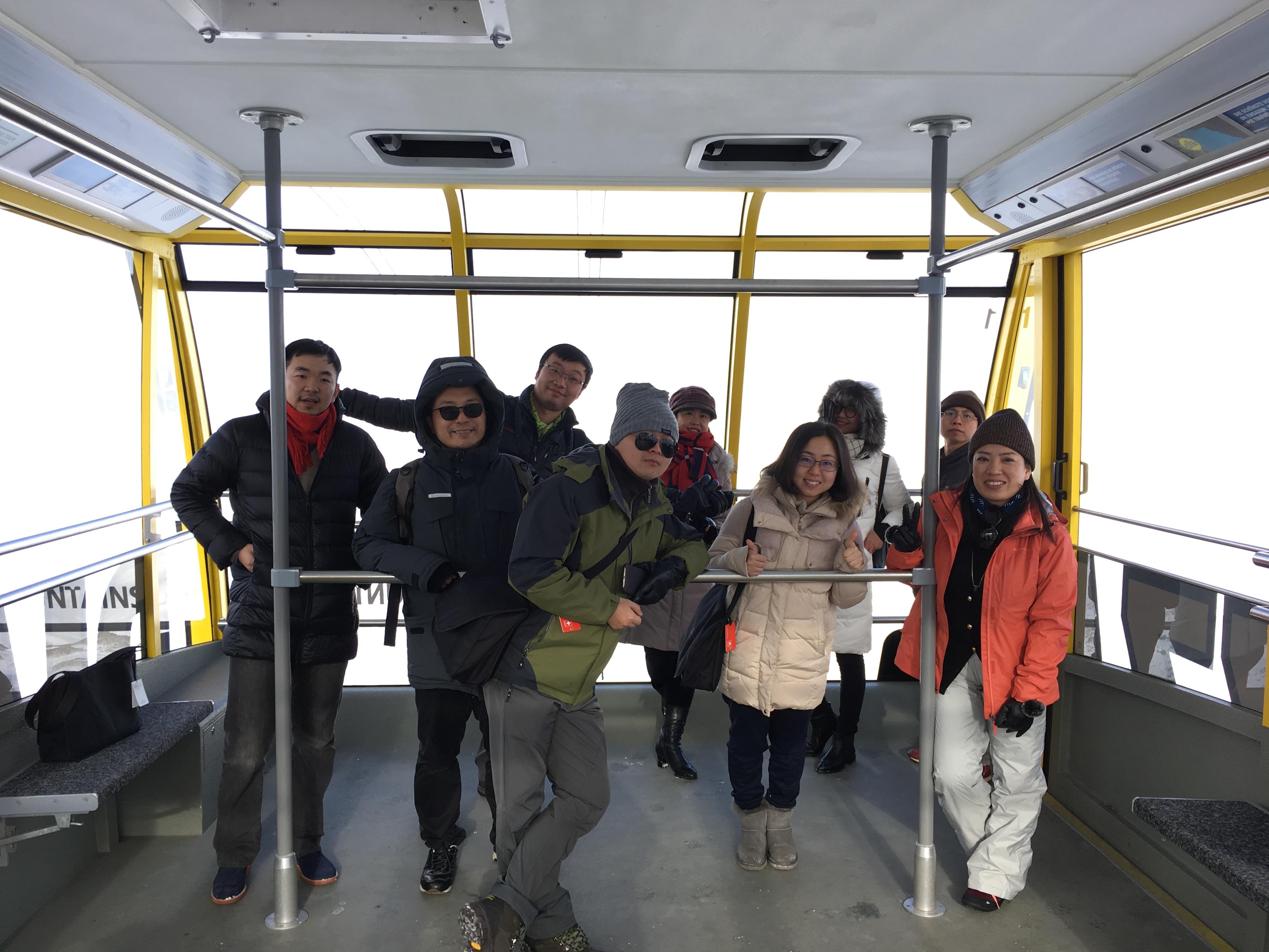 China zu Gast in St. Moritz Slide 1