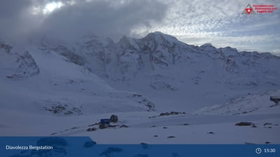 Diavolezza Bergstation - Piz Bernina