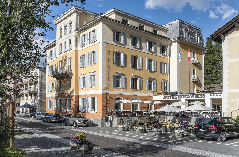 Arvenstübli Hotel Edelweiss