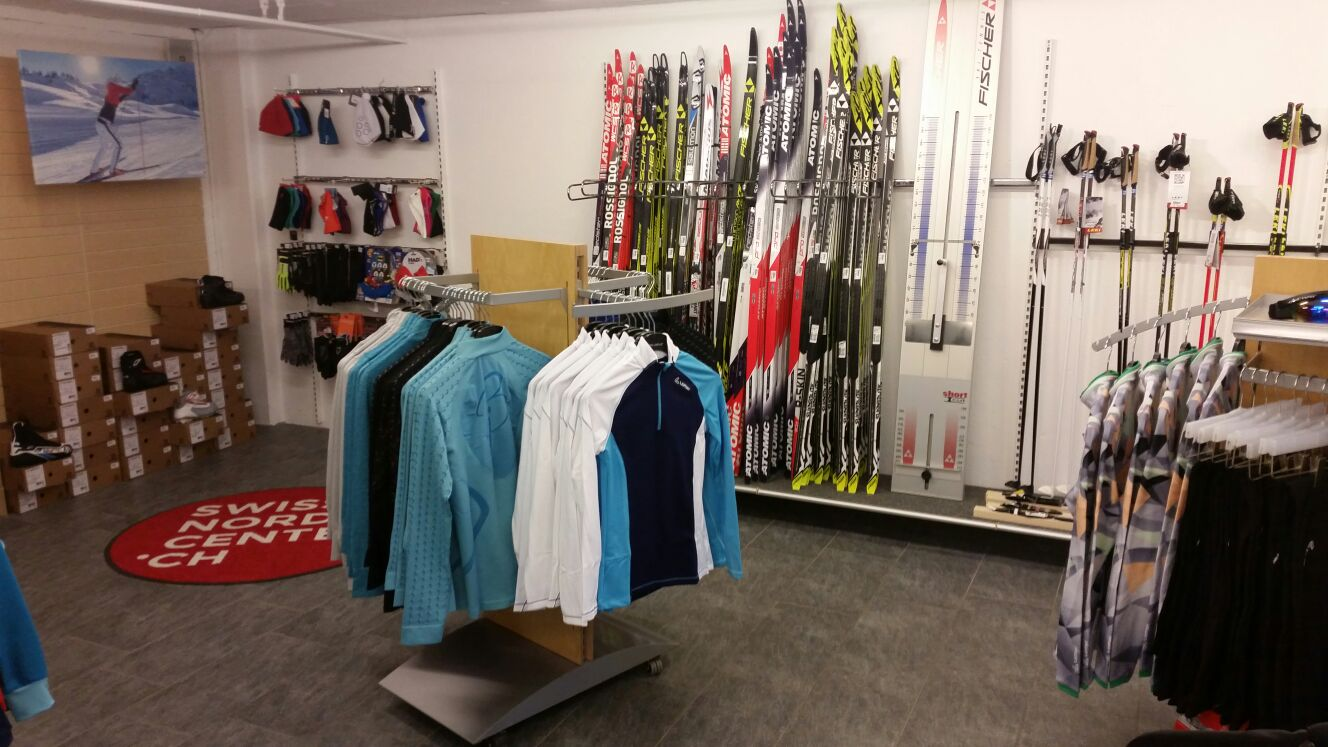 Fähndrich Sport - Shop Samedan Slide 1