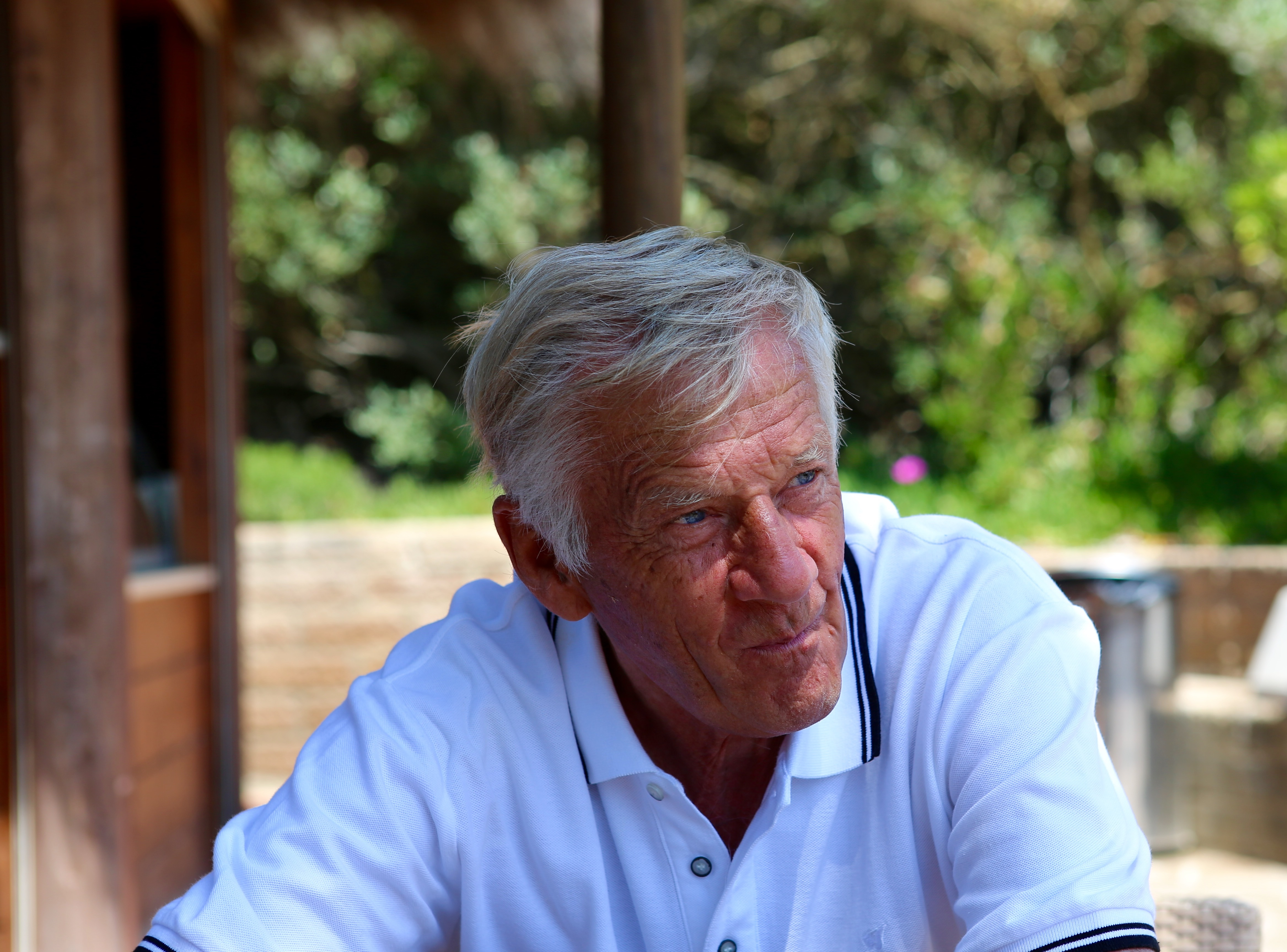 Erwin Badertscher (Wanderleiter BAW) Slide 3